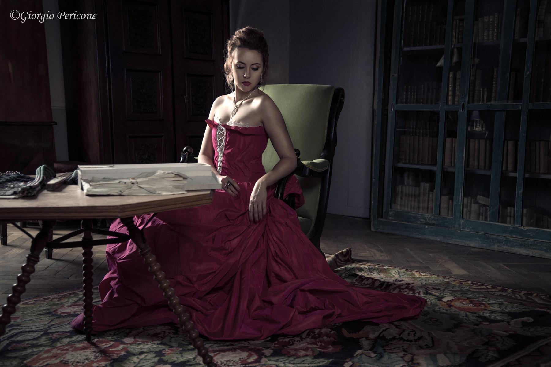 The duchess by Giorgio Pericone