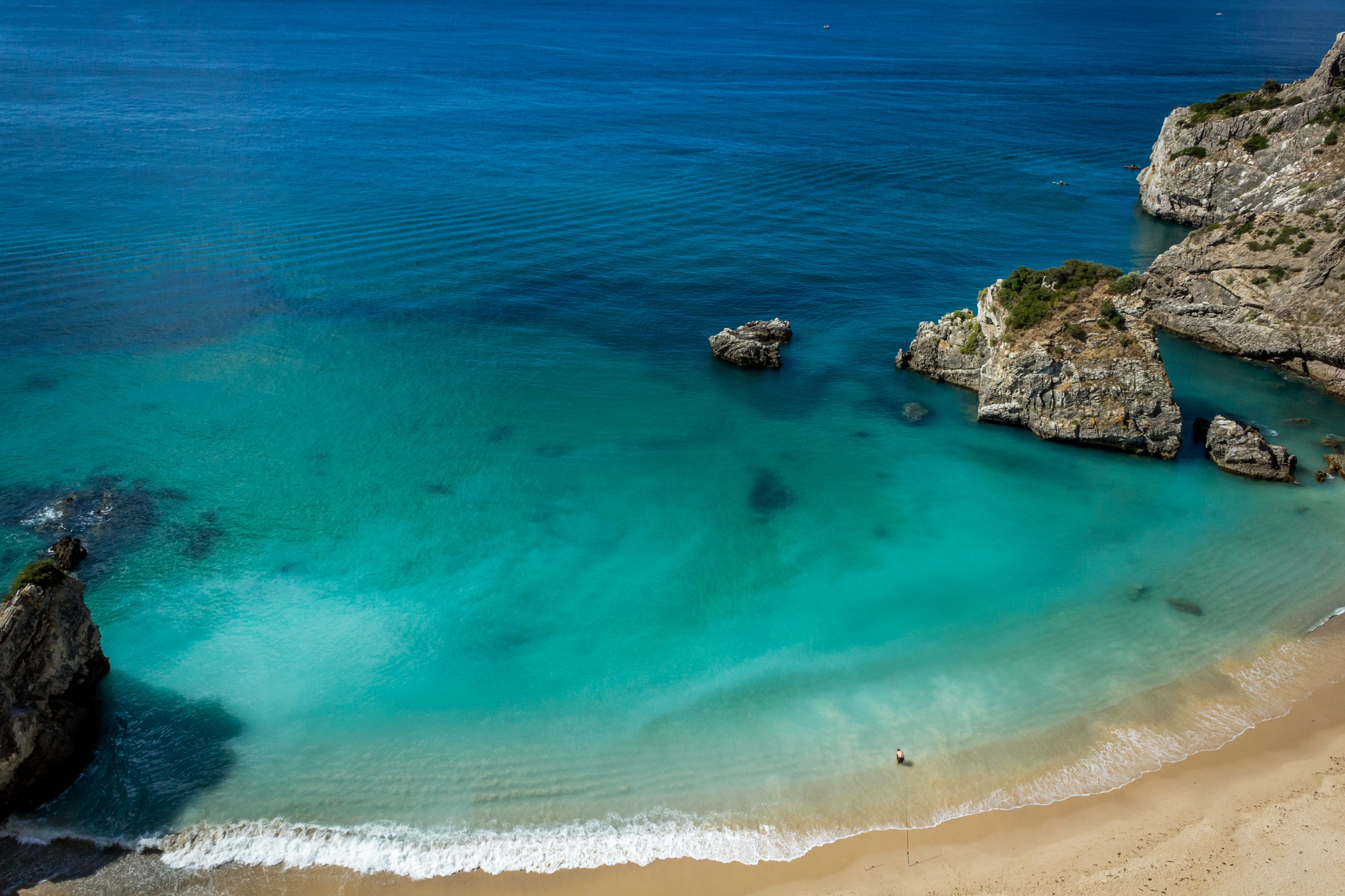Secret Paradise by Samuel Domingues