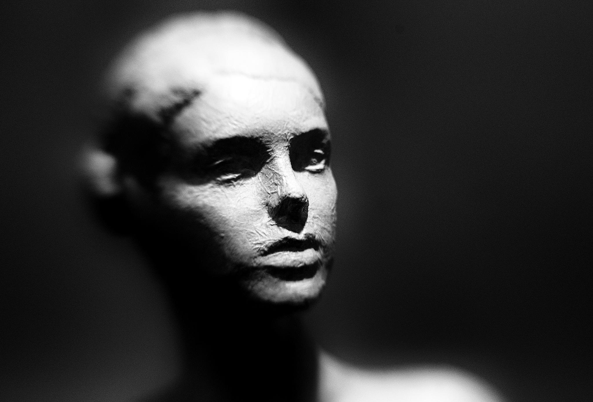 the unknown by Sasho Alushevski