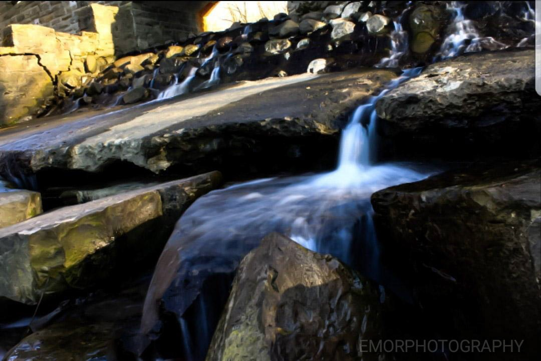 Water Stream by emorphotography