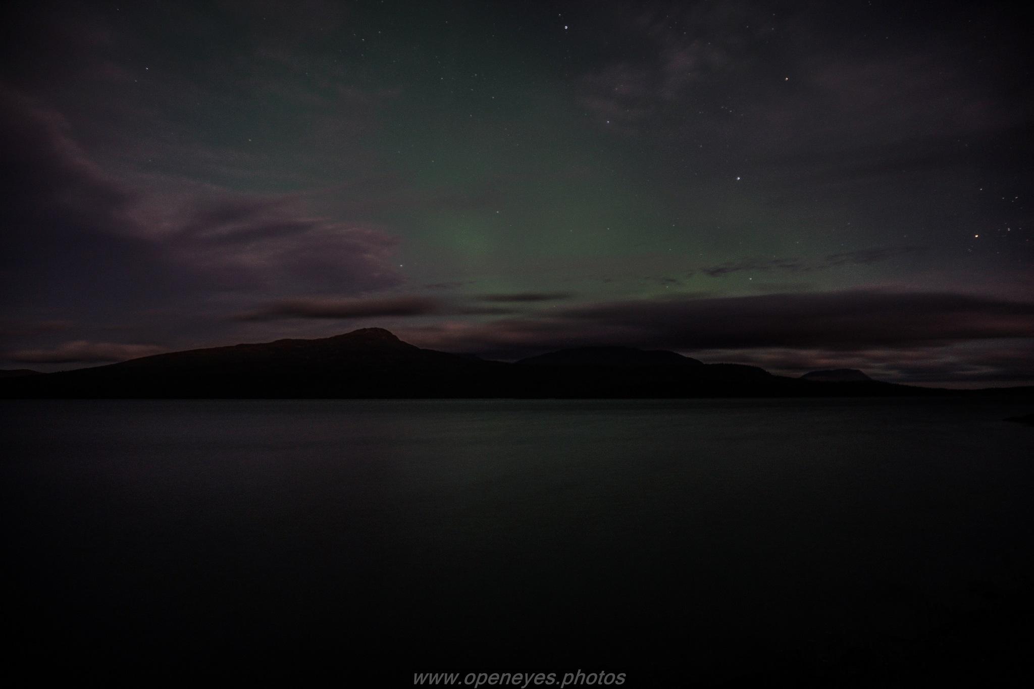Gentle Glowing by Alexander Conrad