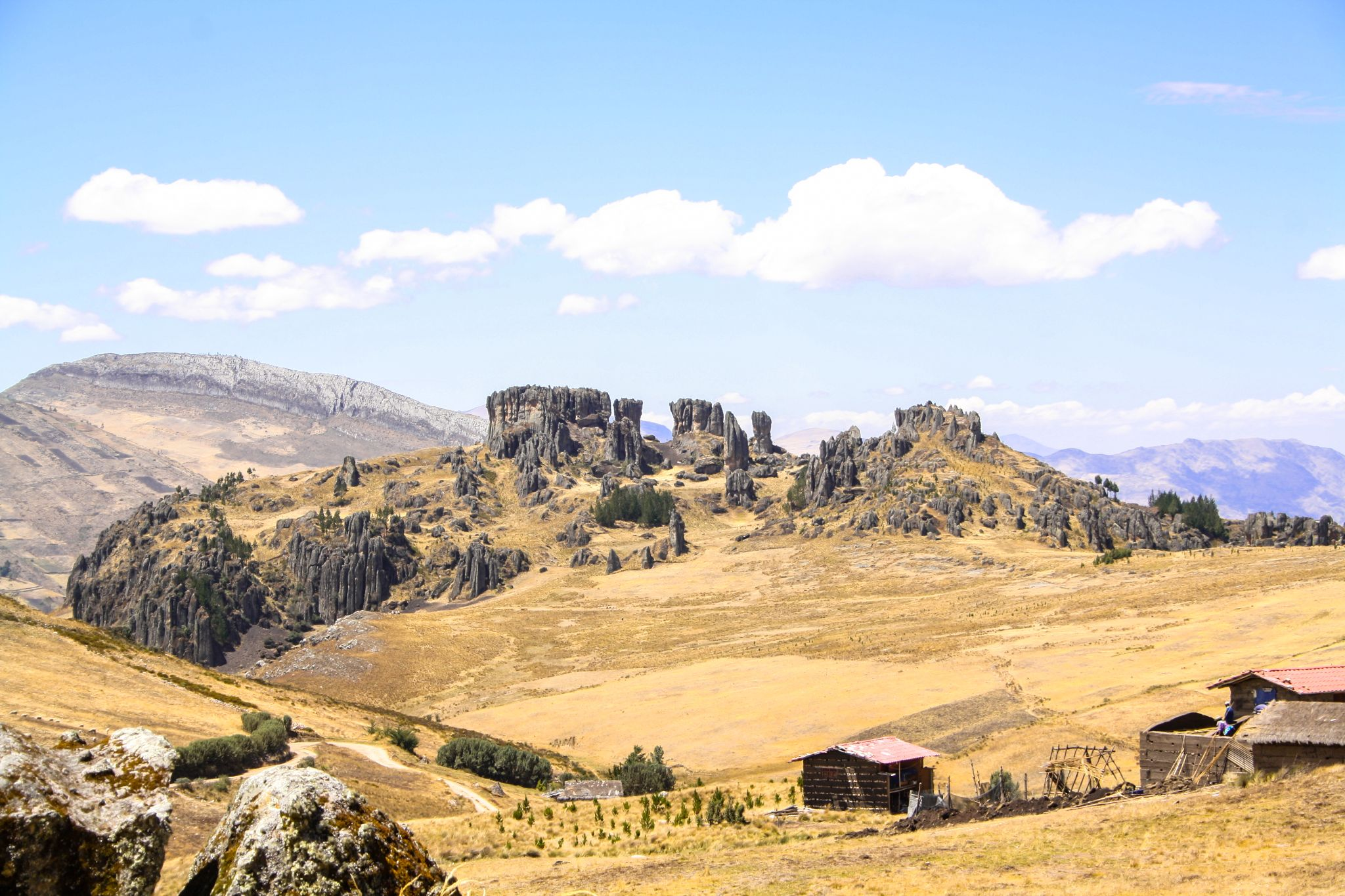 Cumbemayo - Cajamarca by Afrodita Aimée