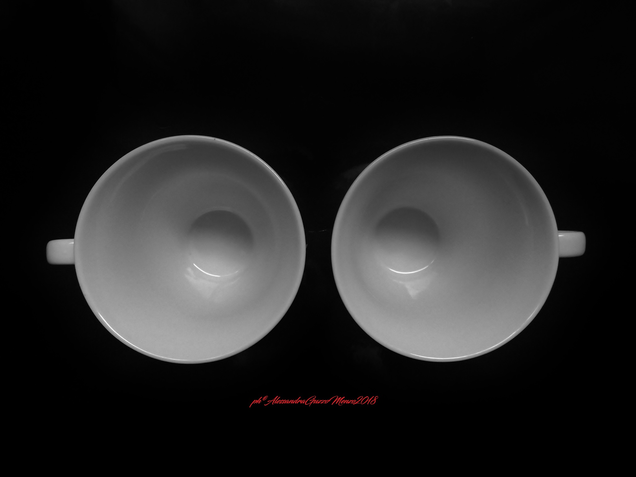 two cups by Alessandra Guzzo Menzo