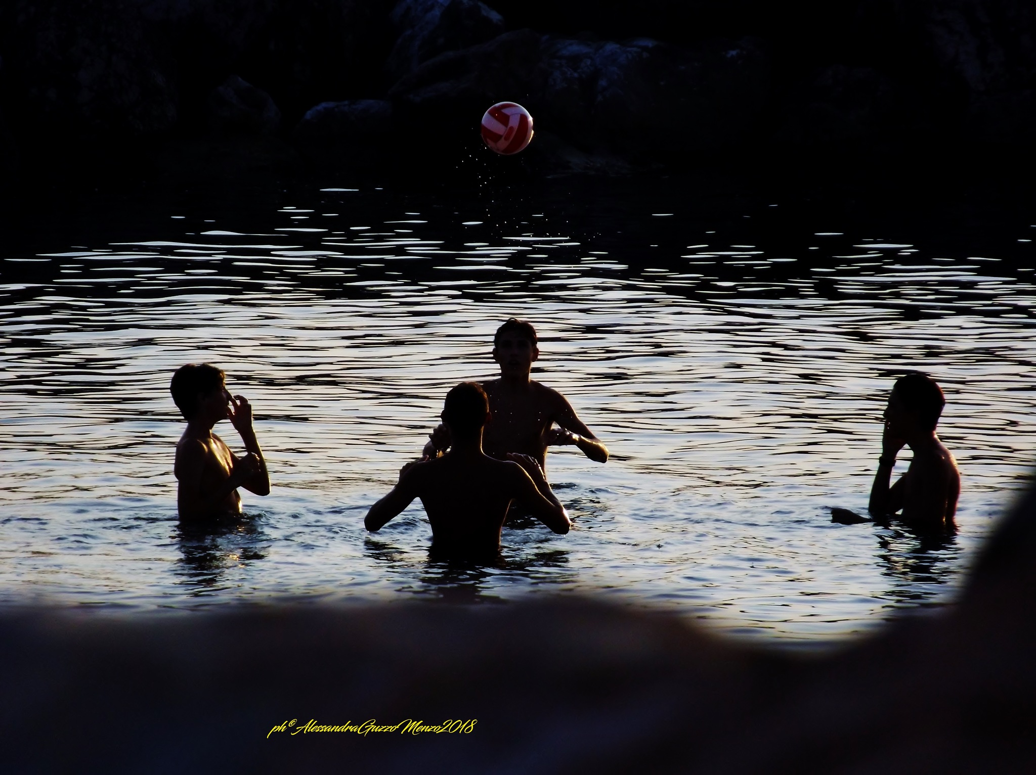 watergames by Alessandra Guzzo Menzo