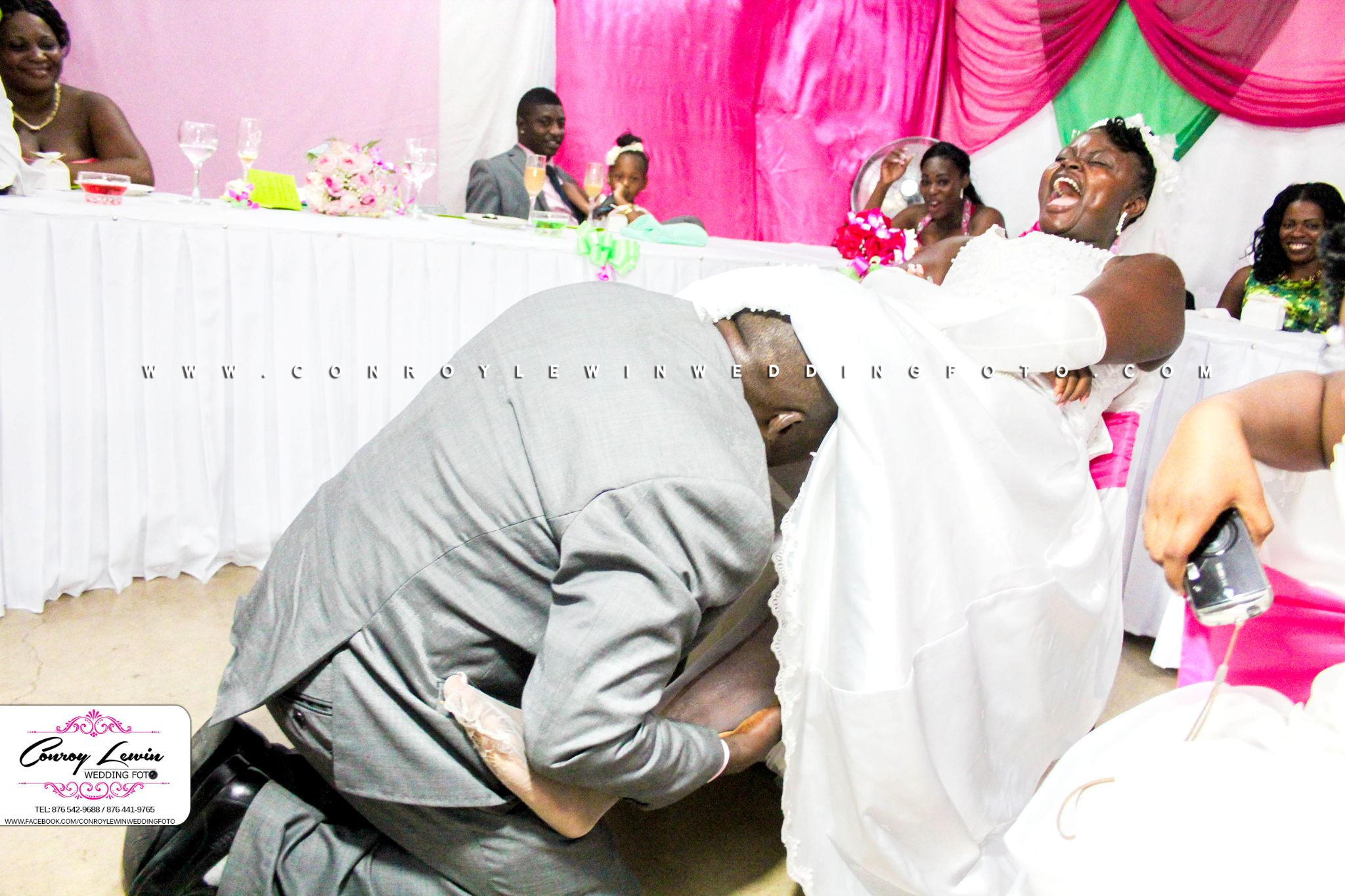 That moment by Conroy Lewin Wedding Foto