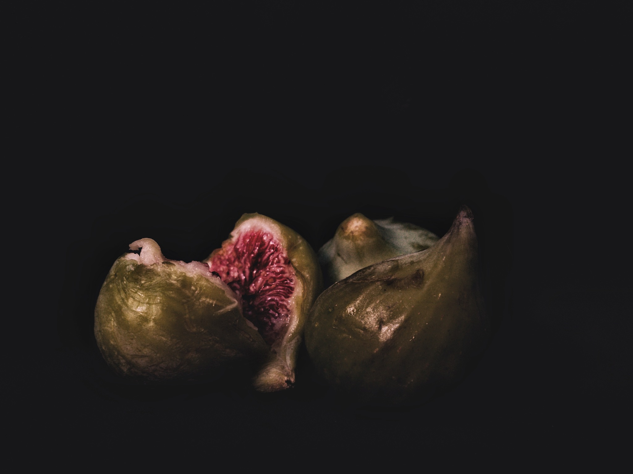 three figs by Ludmila Kozinkova