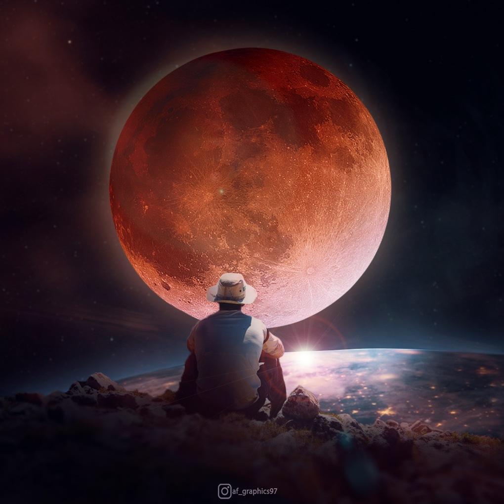 Eclipse !  by afgarphics97
