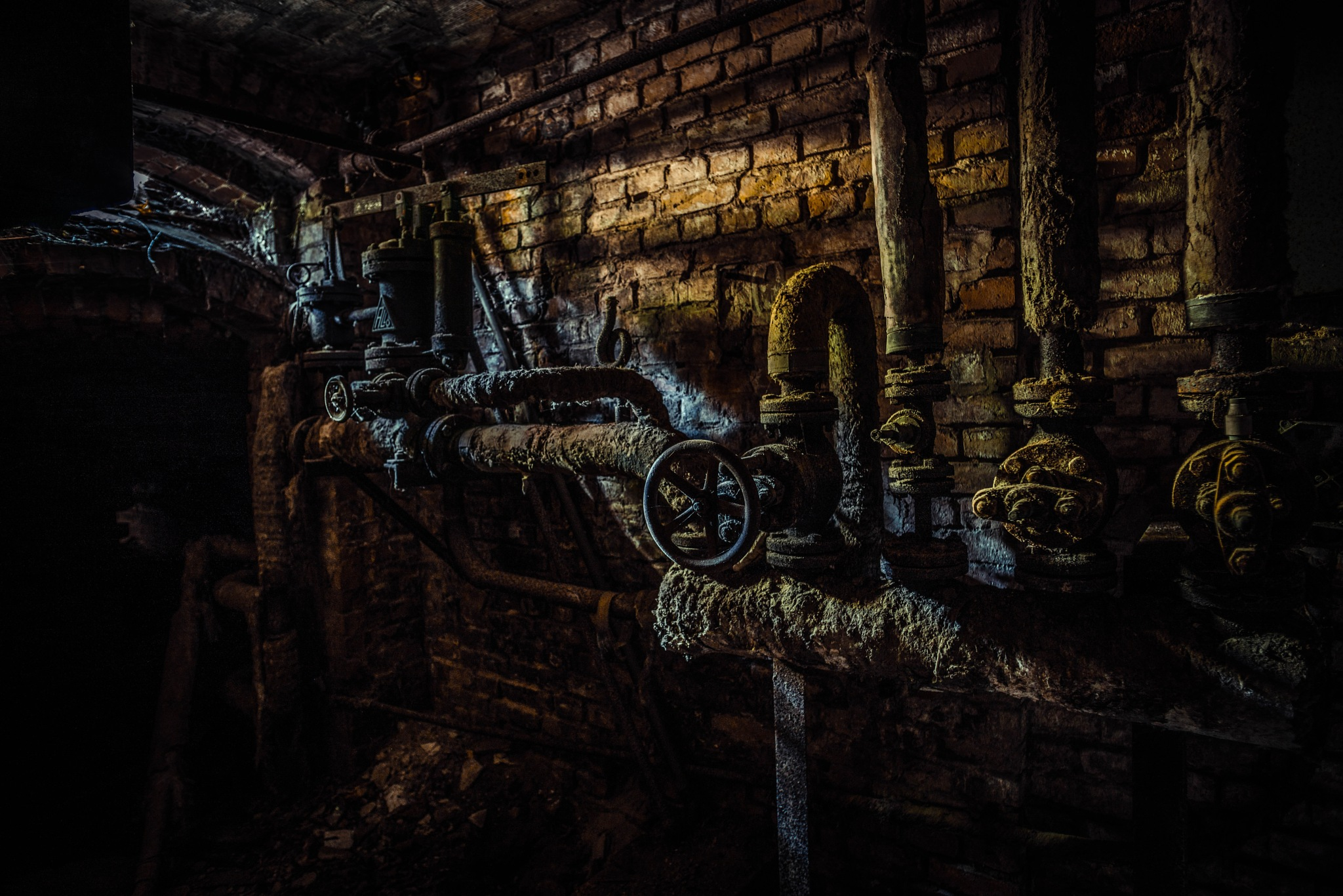 Pipes by Severin Messenbrink