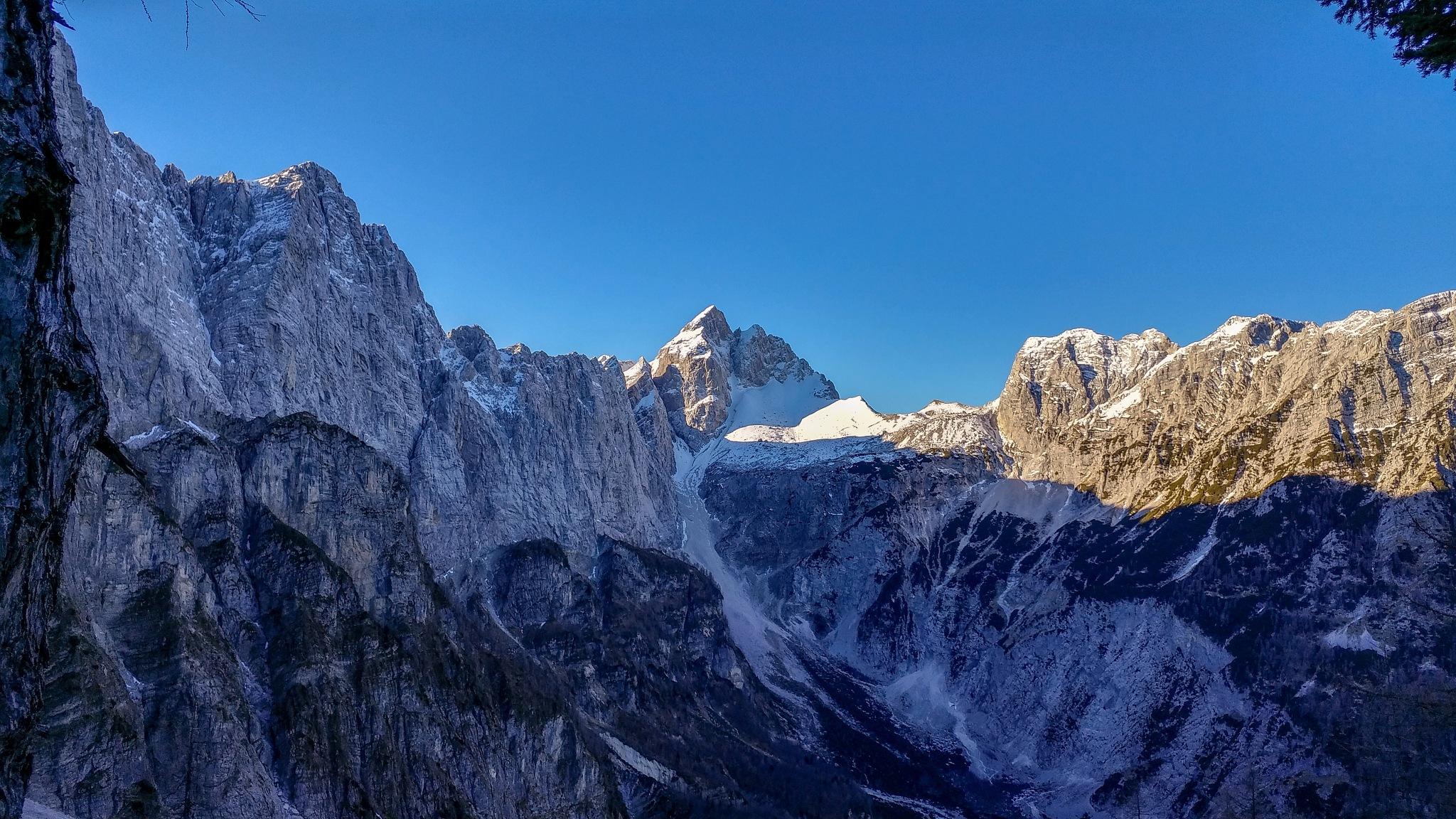 Julian Alps by Alexander