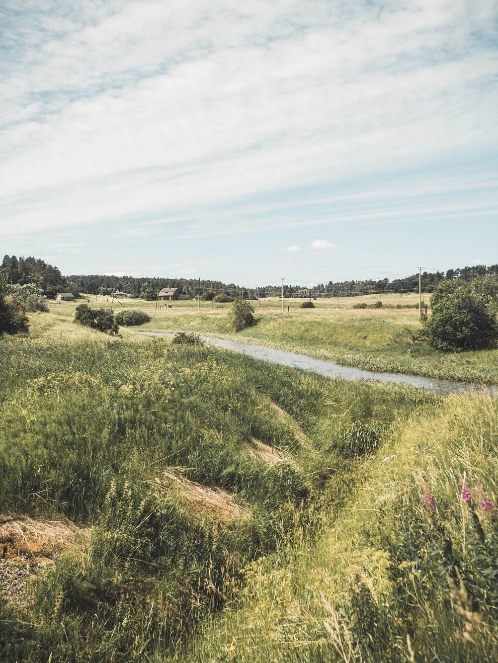 Sweet Karelia by George Kascheev