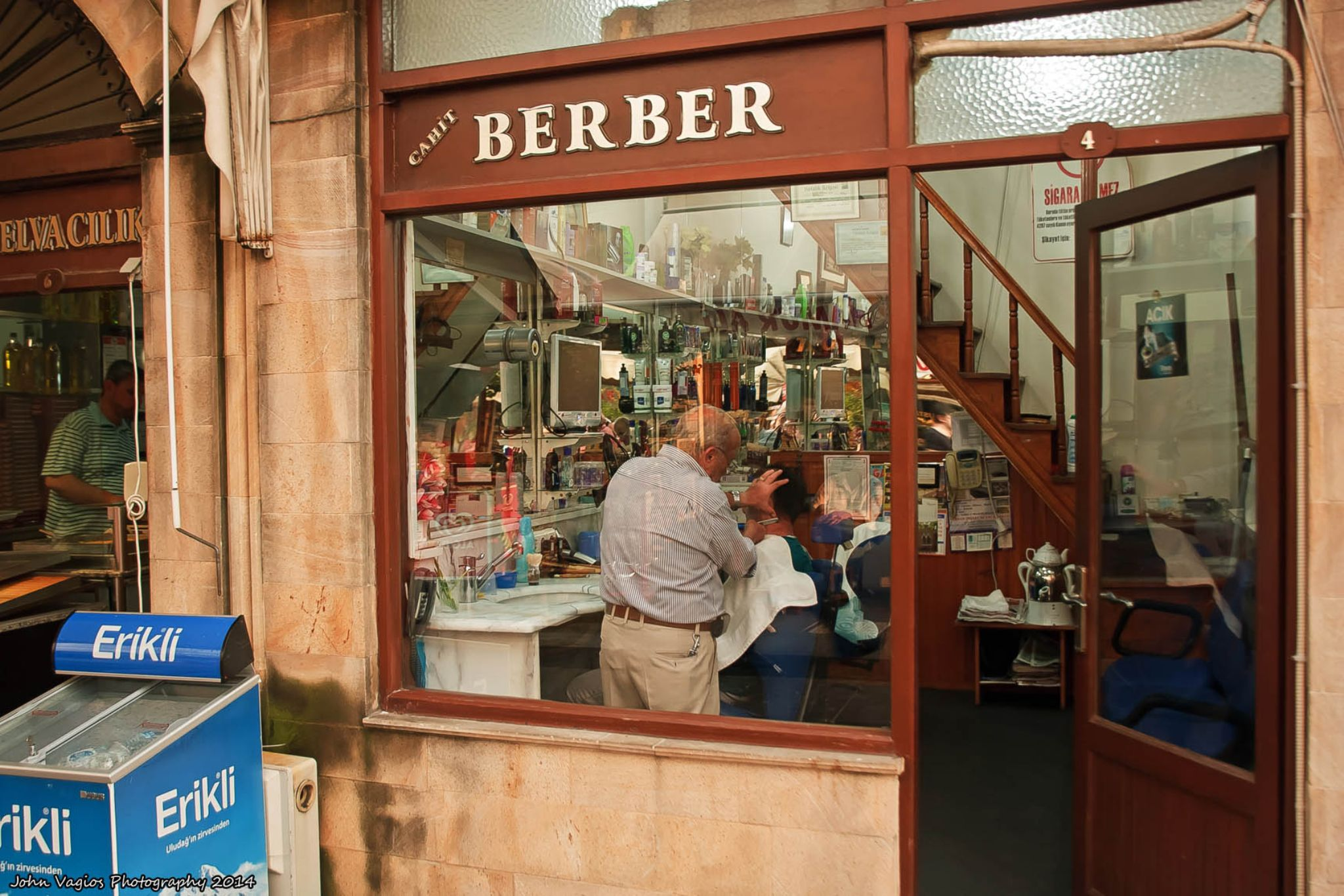 Barber by JohnVagios