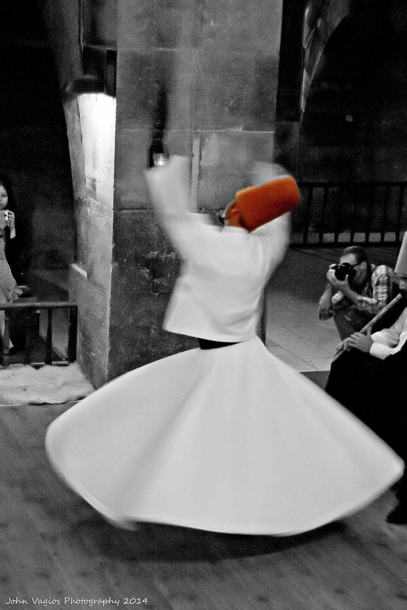 Dervish by JohnVagios