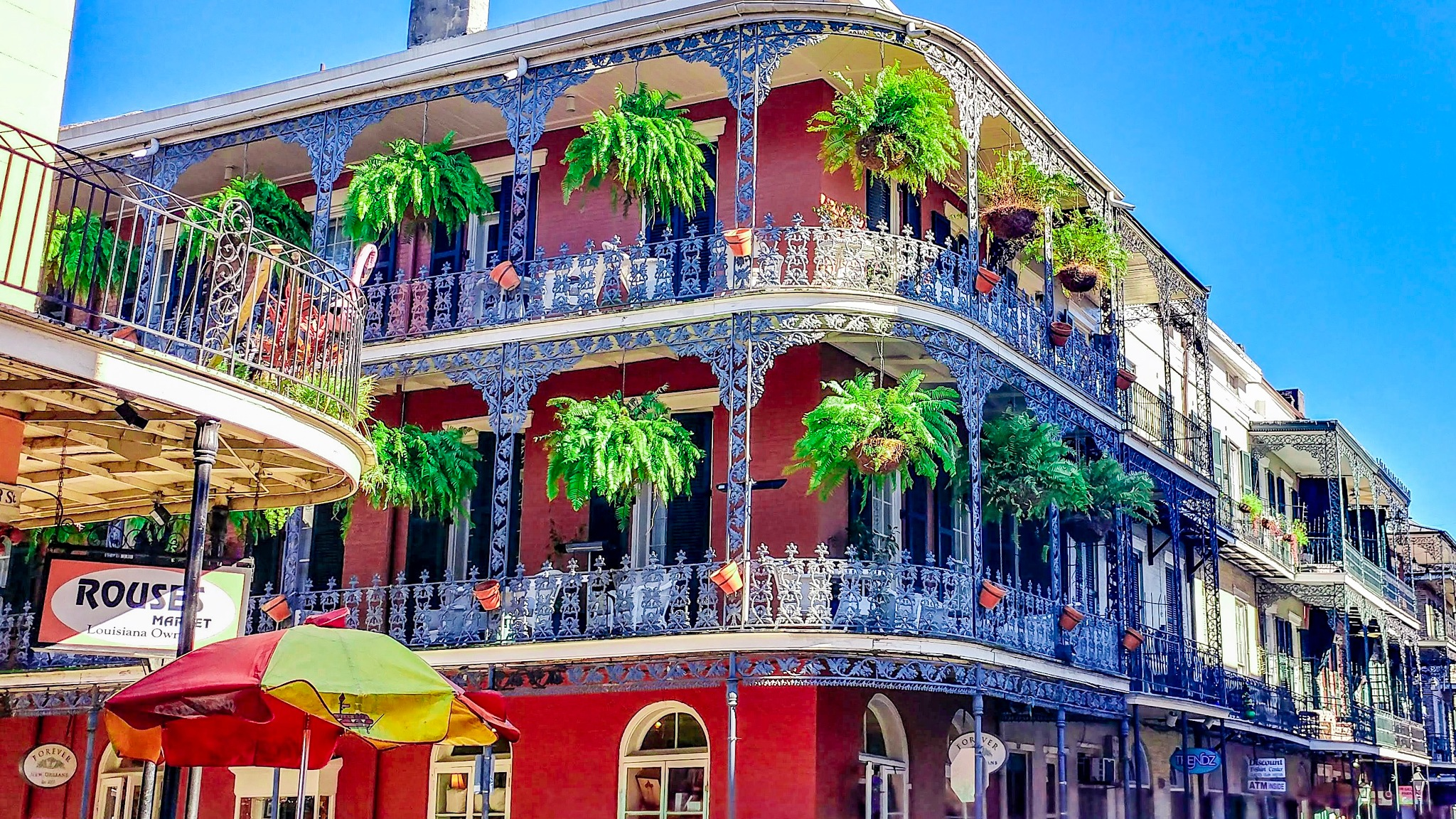 French Quarter by Marlene Whicker Pemberton
