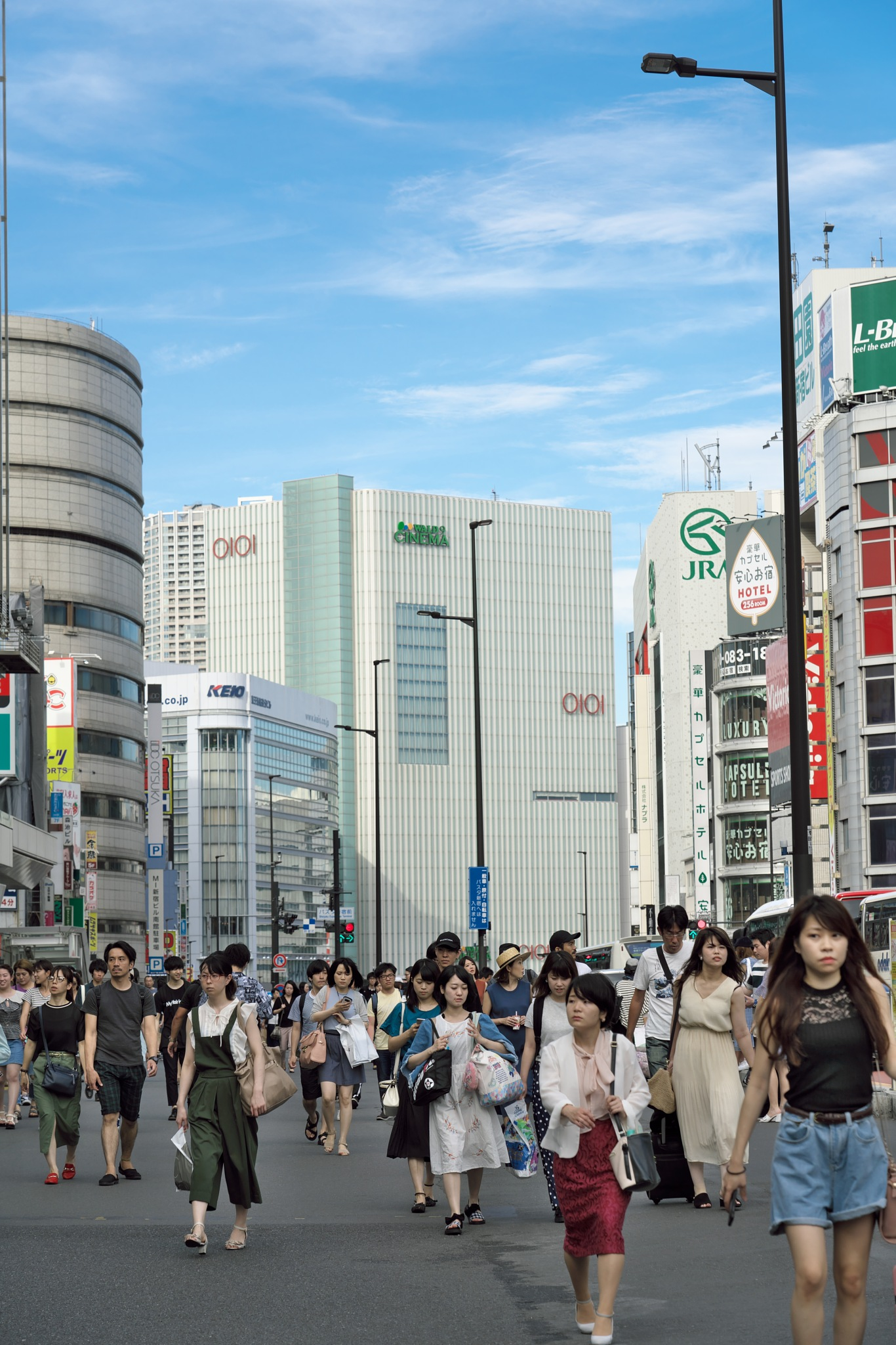 Tokyo/Shinjuku by Peter_Ohsaki