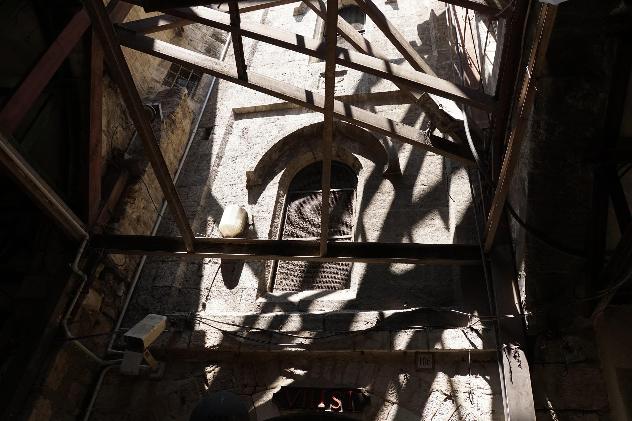 Shadows of Jerusalem by Ekaterina Fradkin