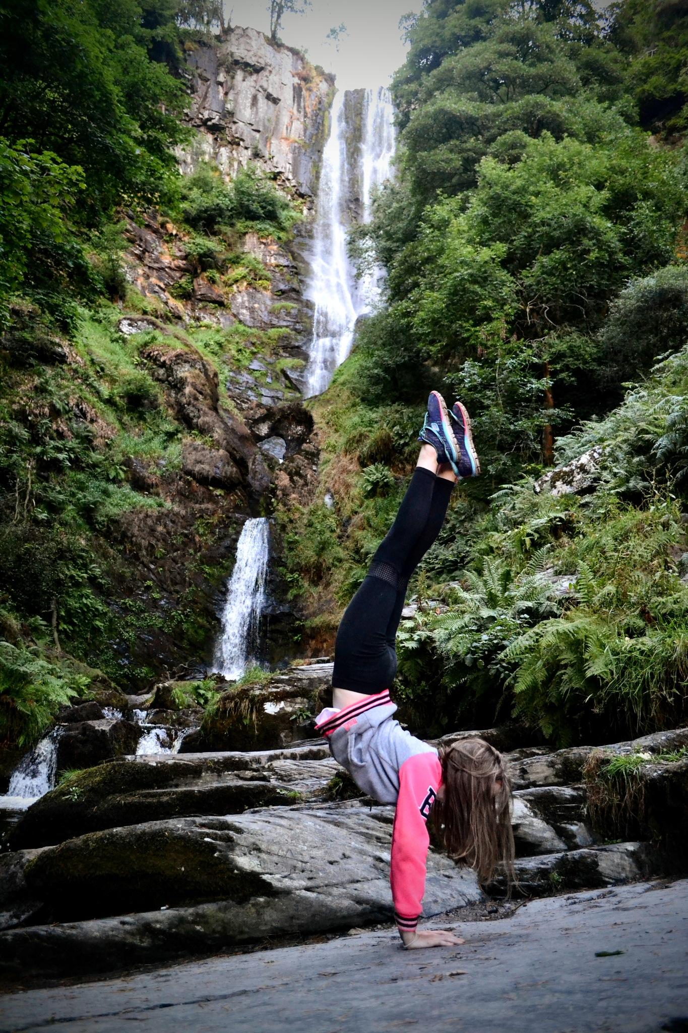 Gymnastics and Landmarks  by Jordan Hayward