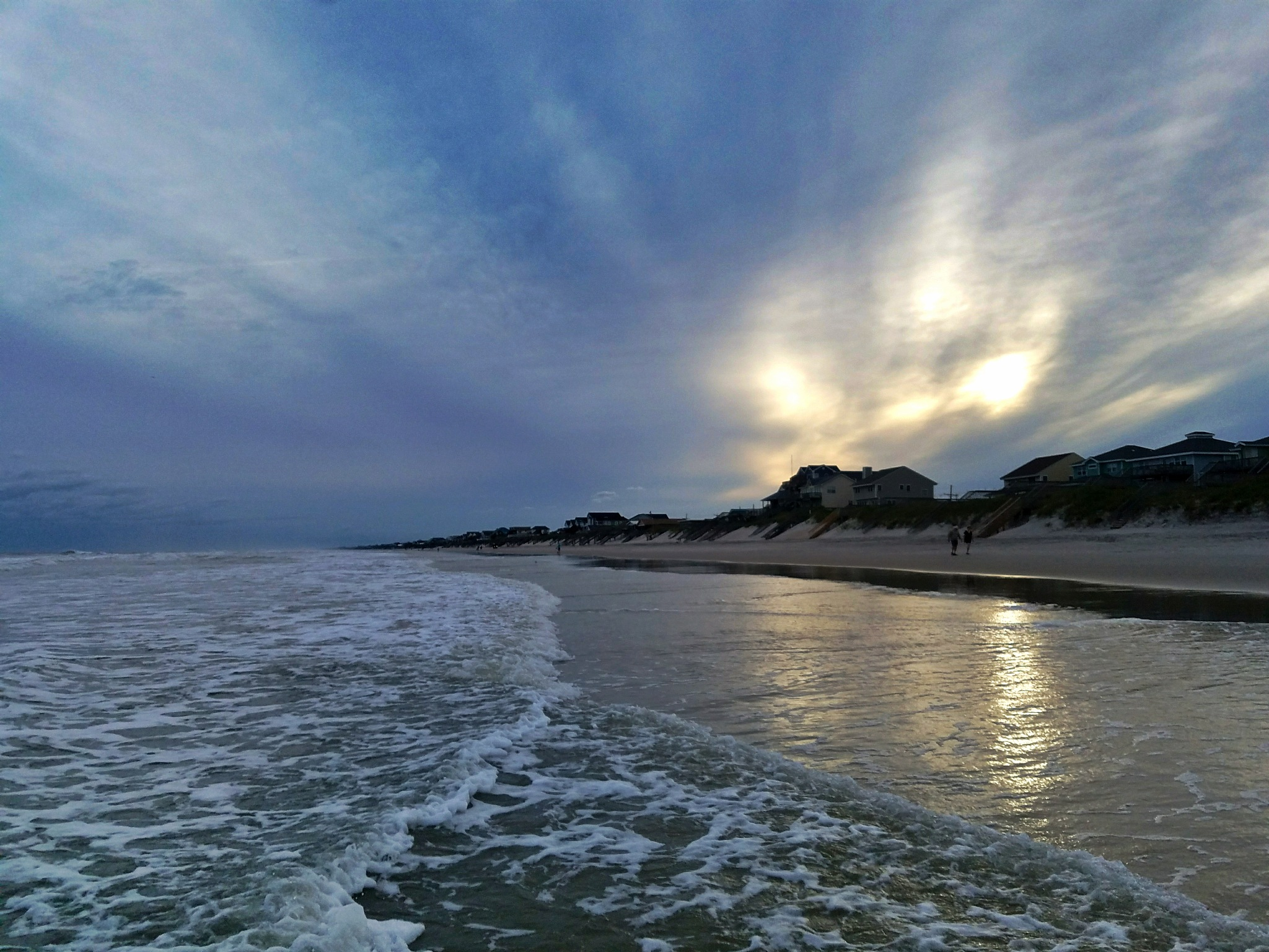The three suns of Surf City by JayeEryk