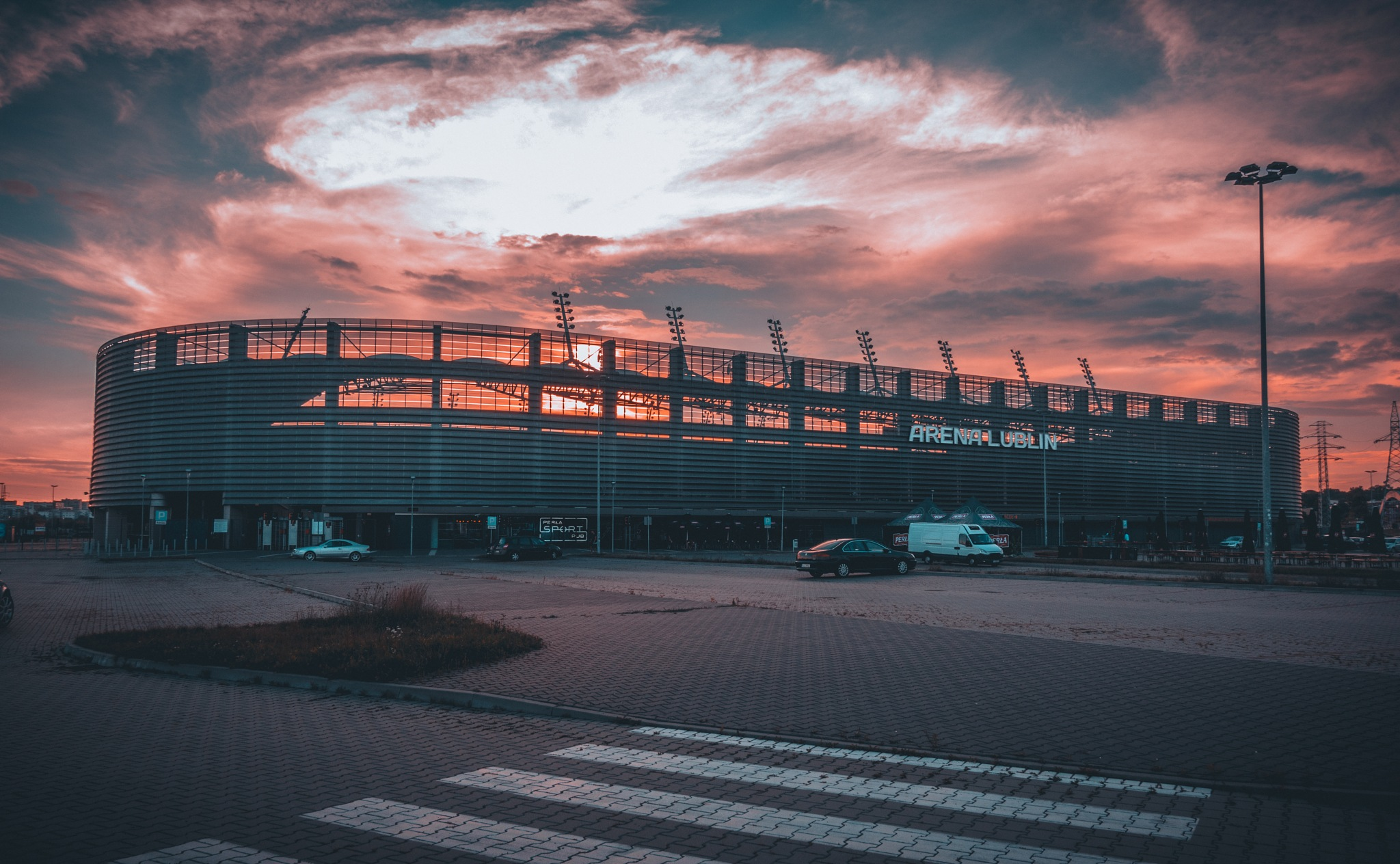 Stadion  by Tomasz