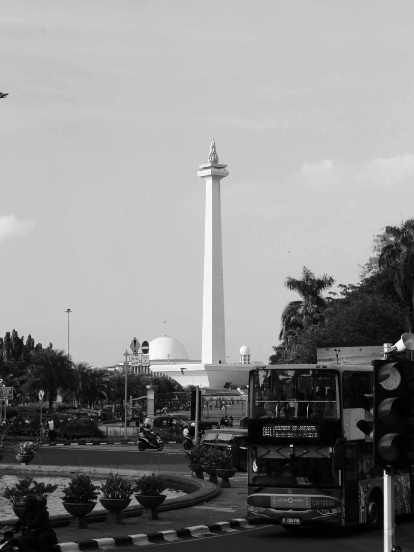 Monumen Nasional by Febry Rangga Saputra