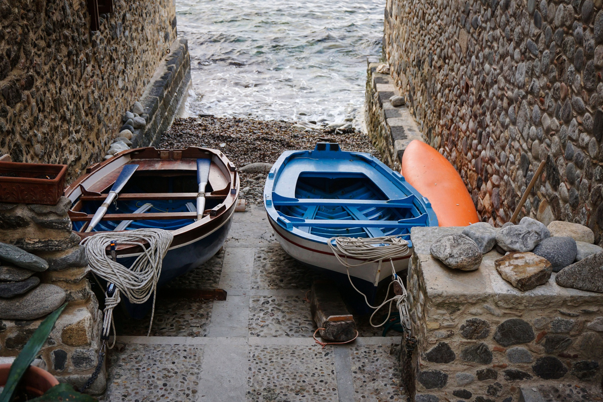 Barche  by francy nikol