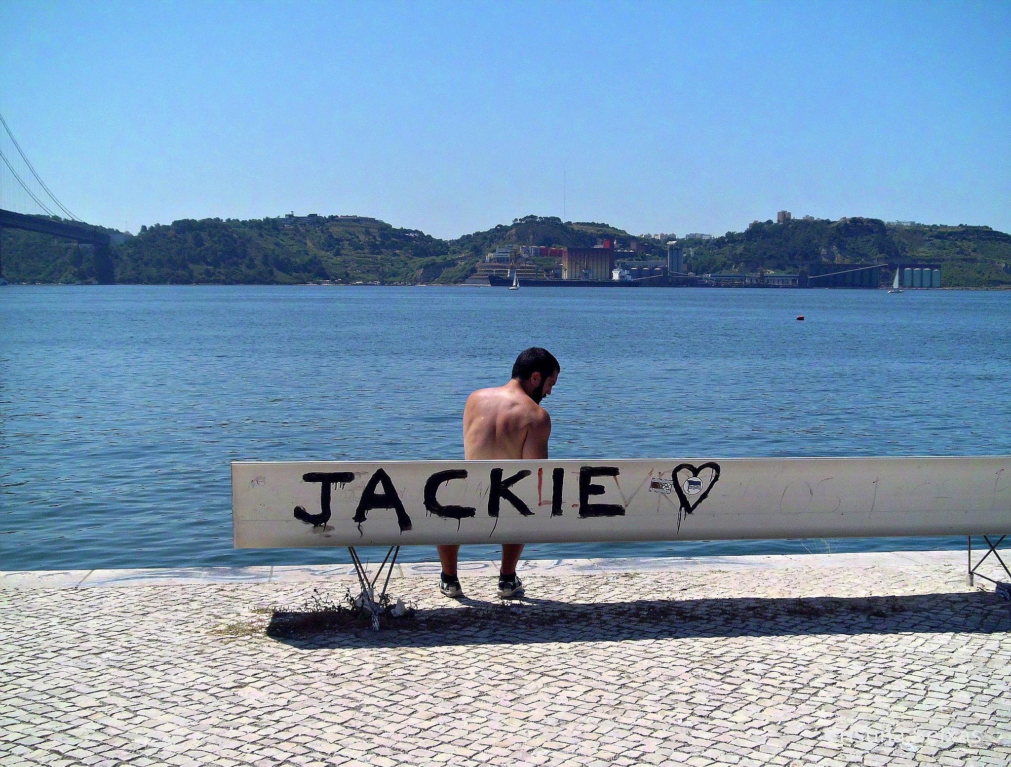 Jackie <3 by CristinaSeixas