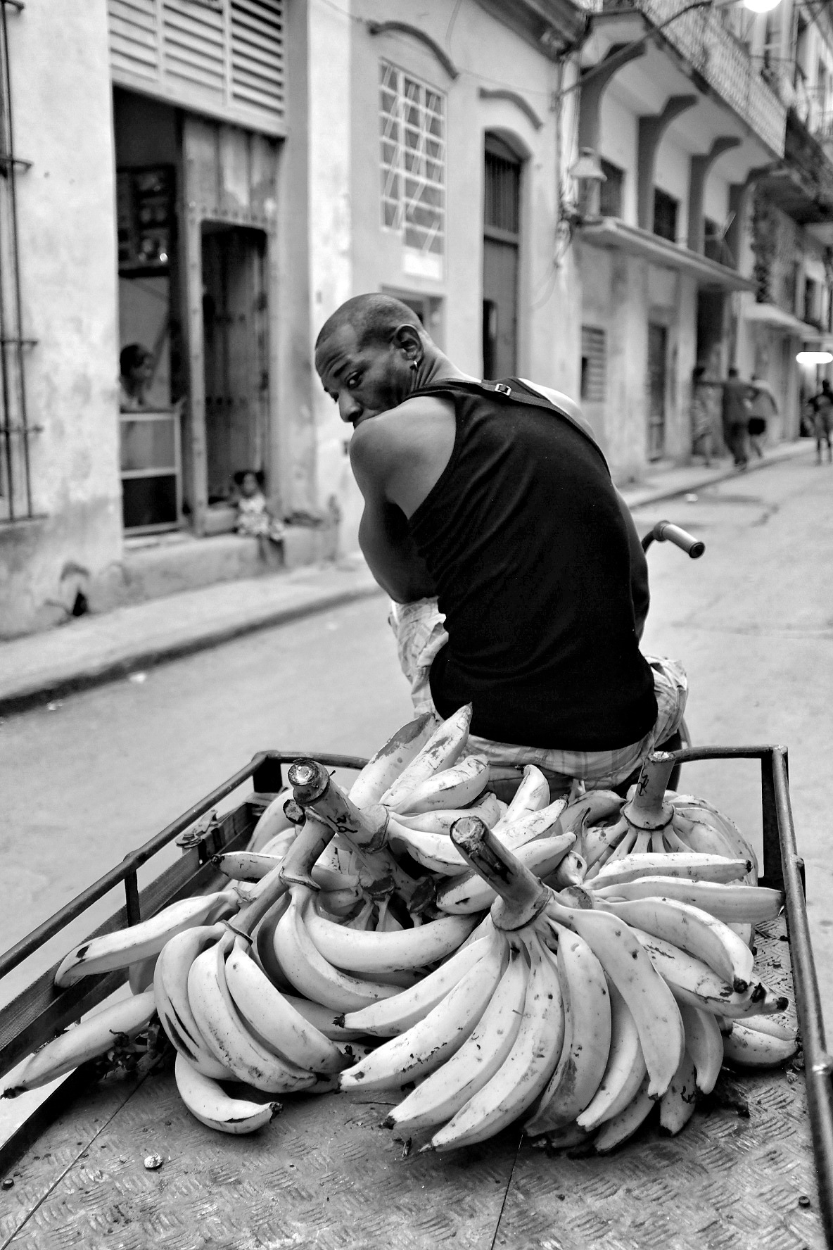 Banana cycle by Staraliska