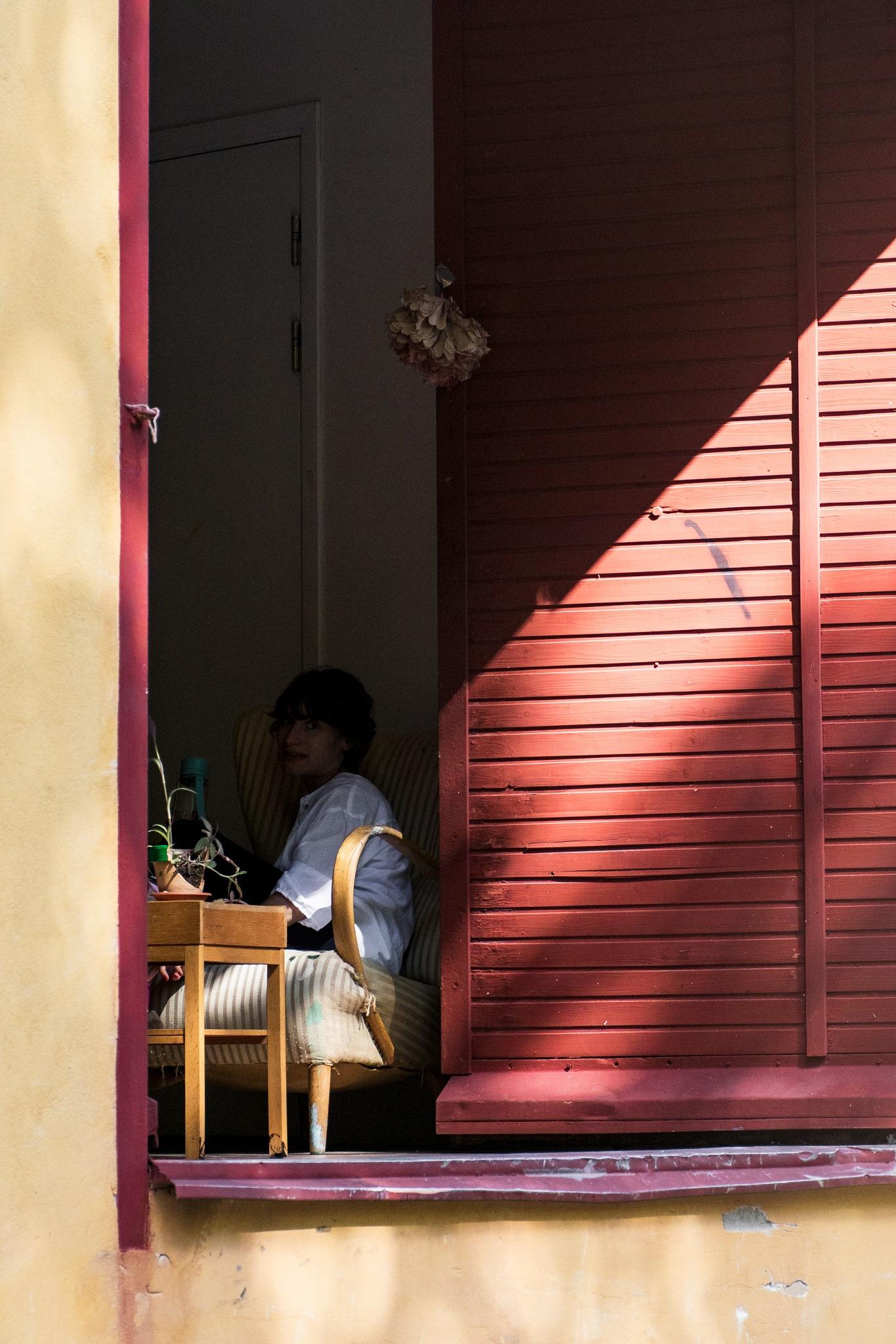 Summertime Lunchtime by Sindre Deschington