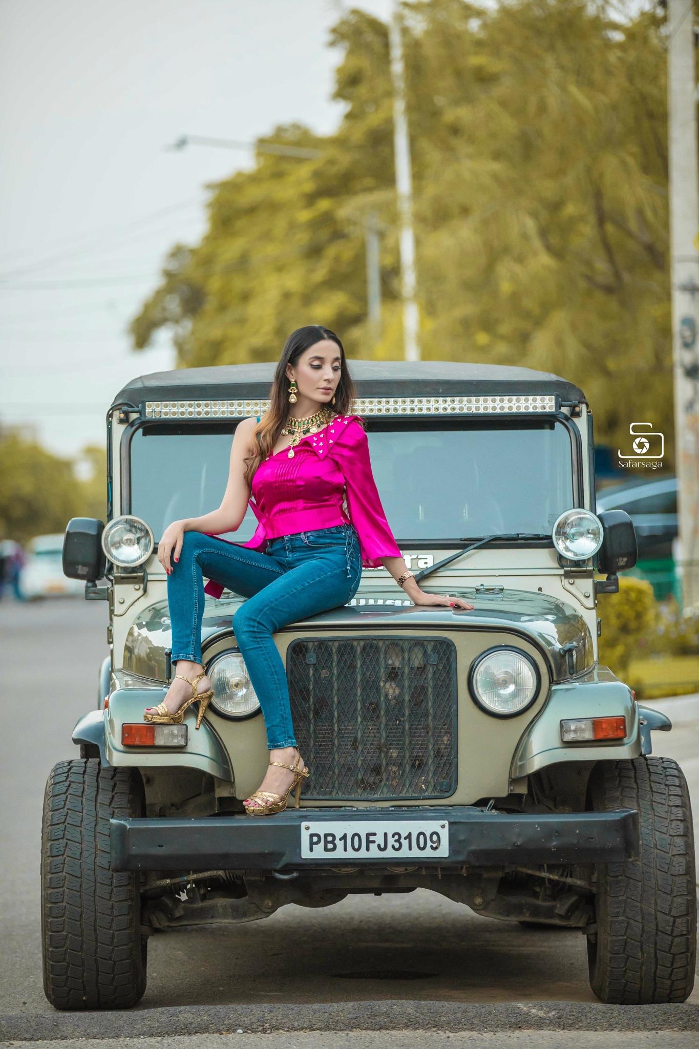 Fashion Photographer in Chandigarh by Safarsaga Films