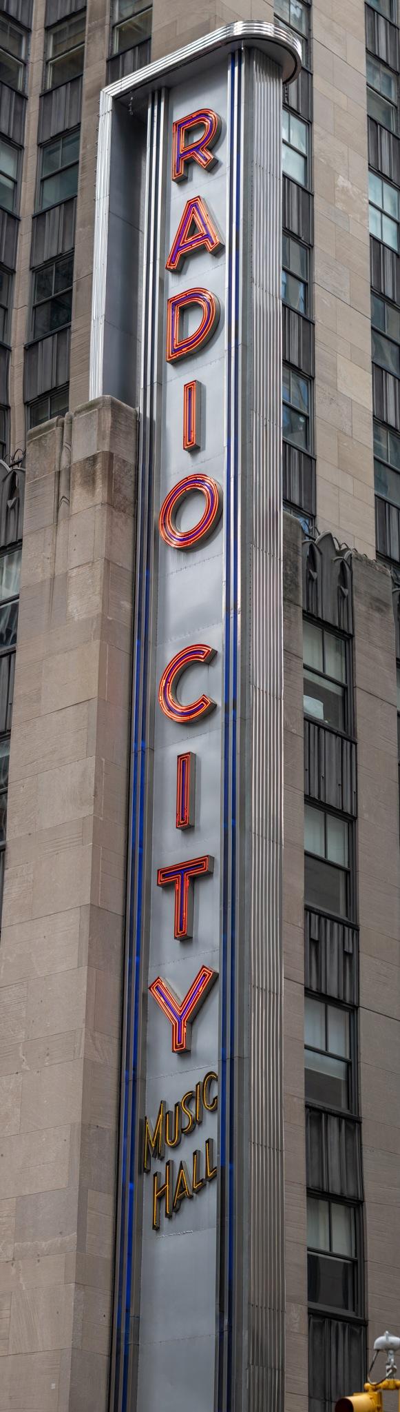 Radio City Music Hall by Cole McManus