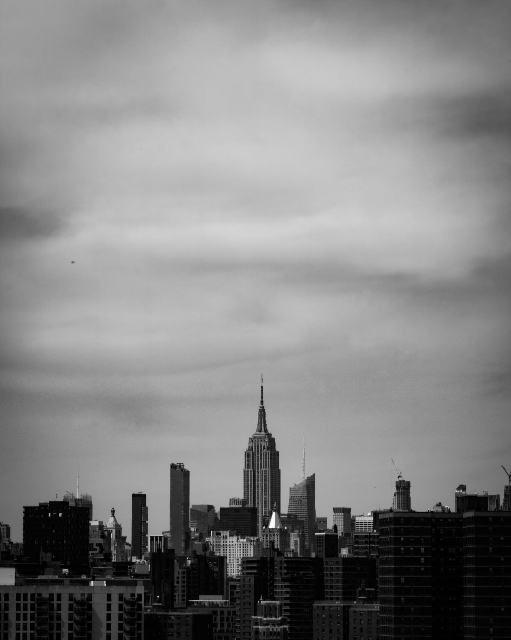 Moody skies by Cole McManus