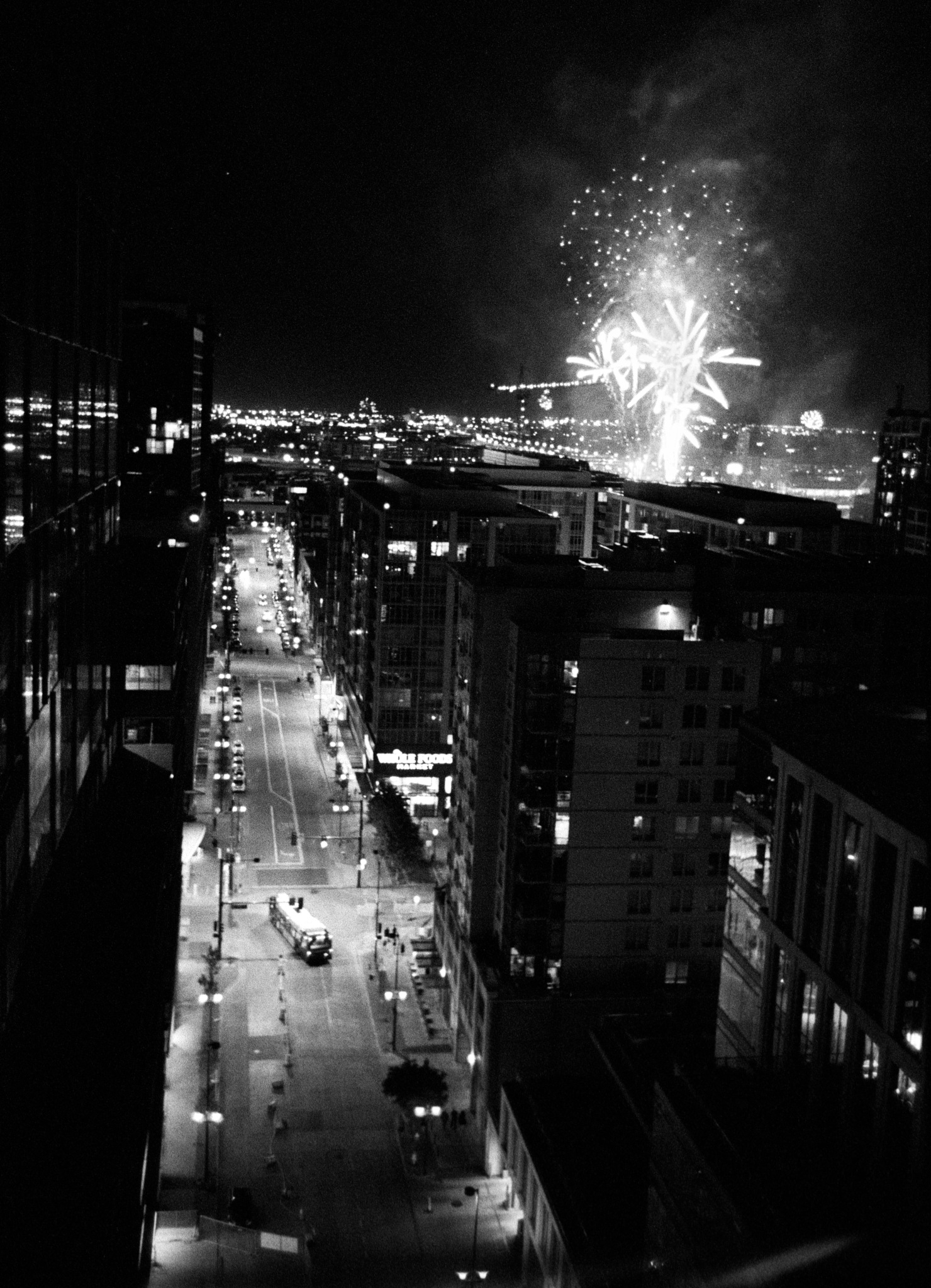 4th of July in Downtown Denver by Abel Licon