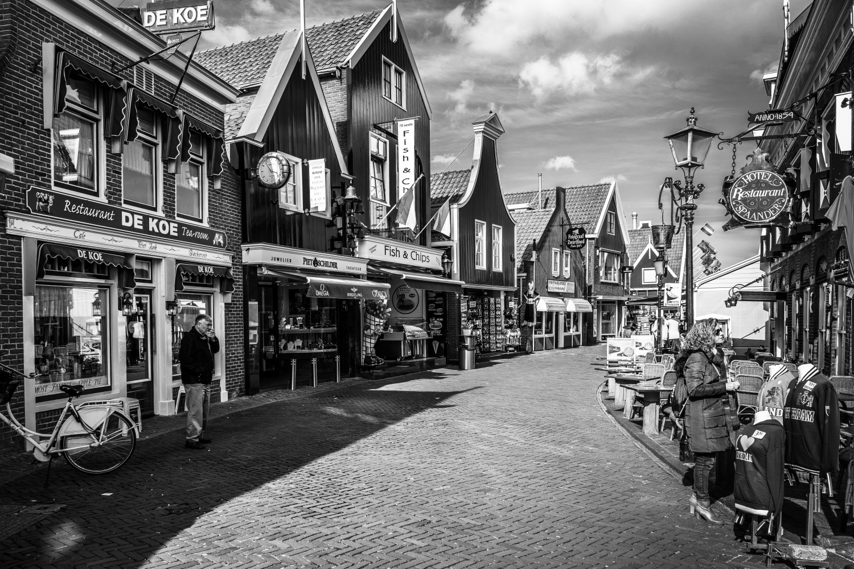 Volendam Tourism by Adam Street