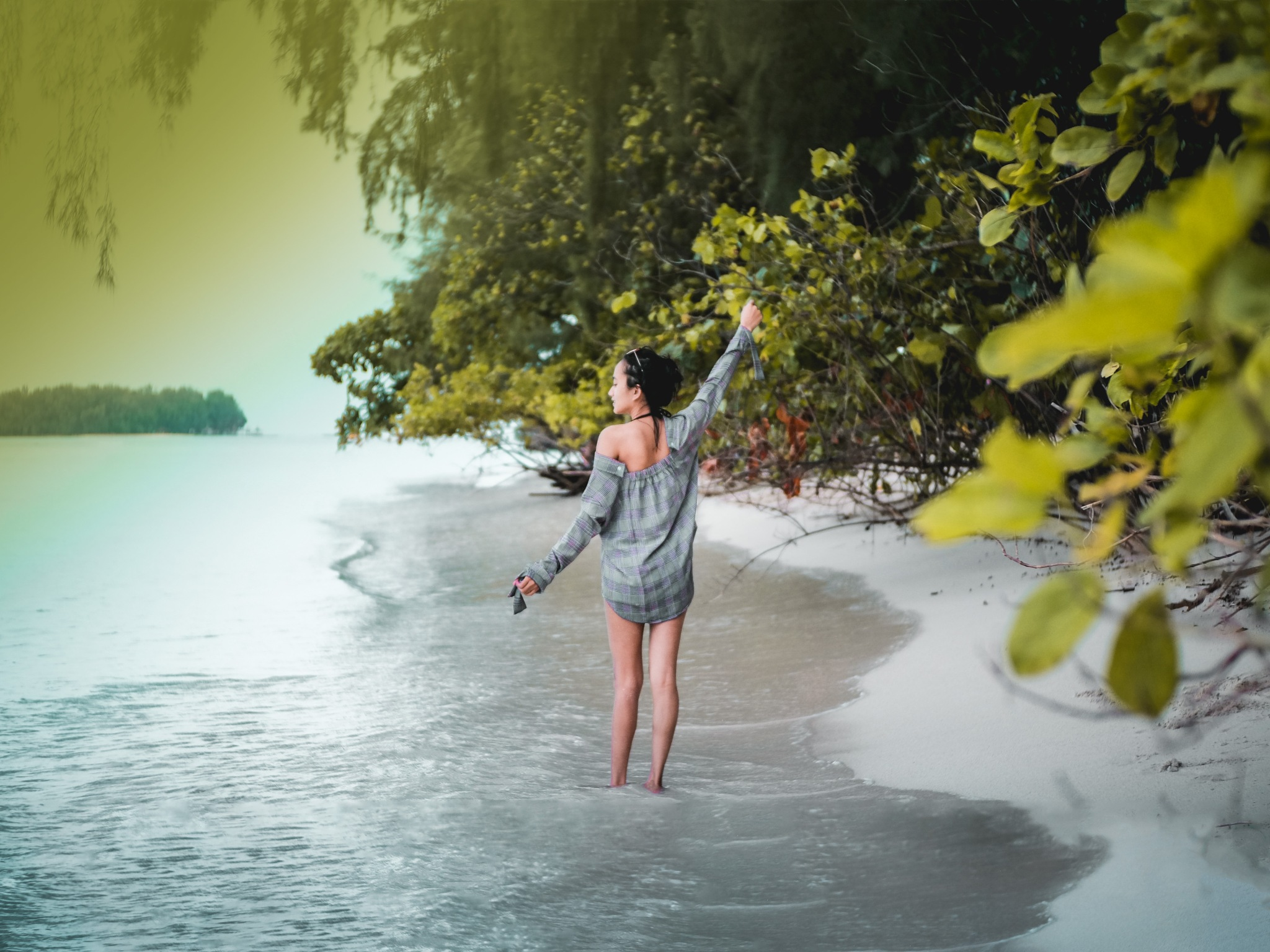 Luson X Pulau Harapan by Diotra Henriyan