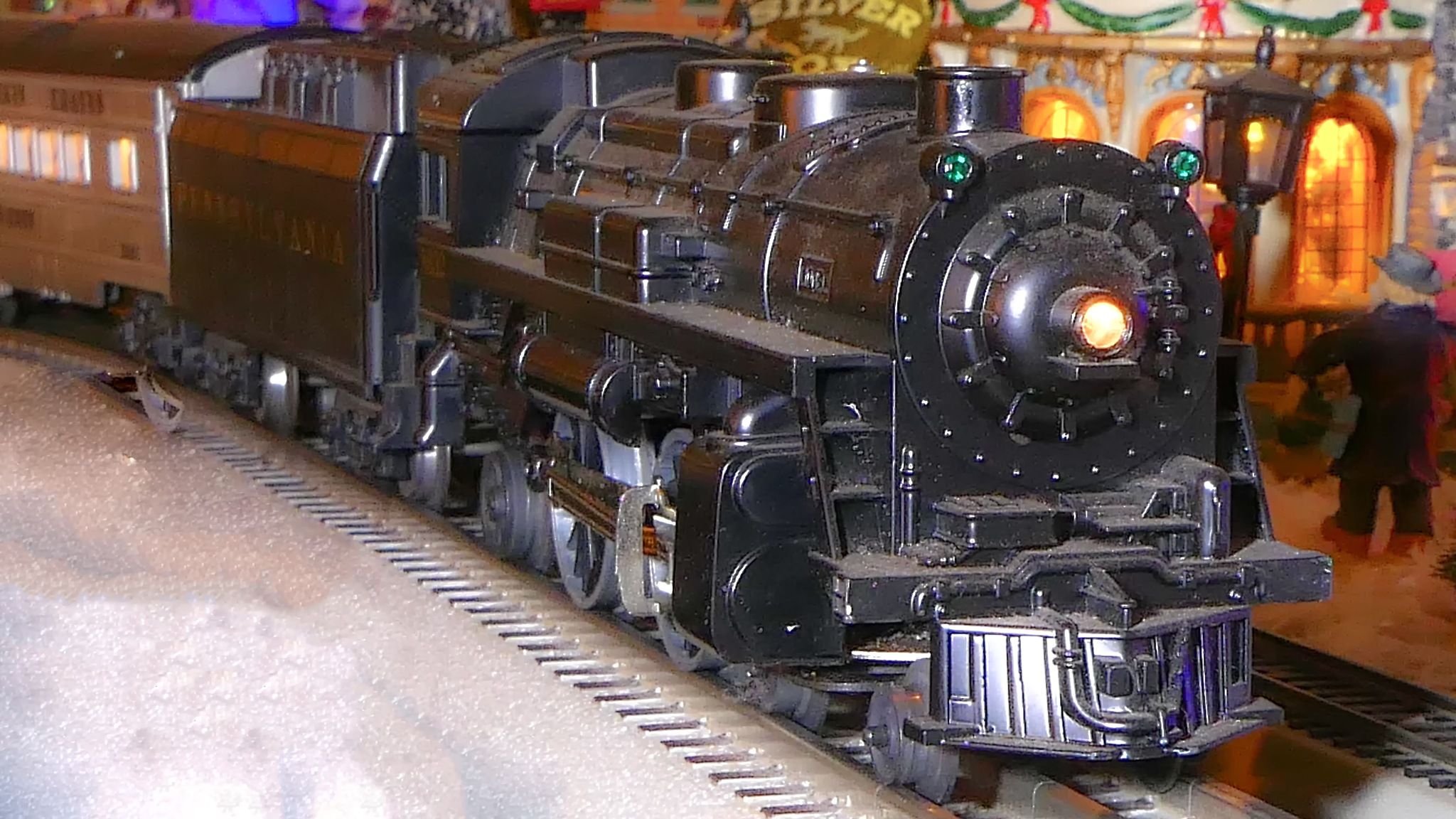 Old Lionel Engine by David Walters