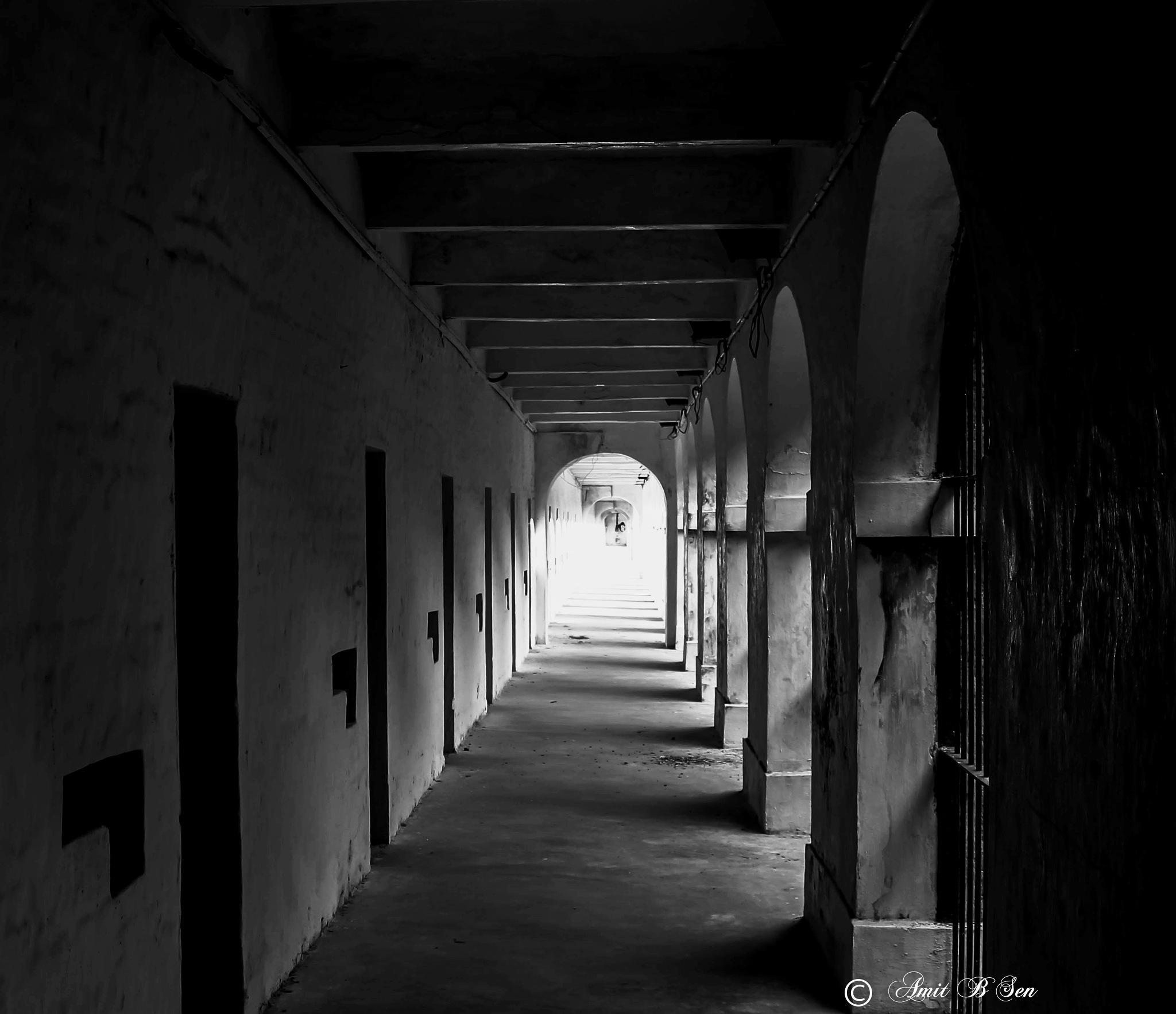 Cellular Jail by Amit Baran Sen