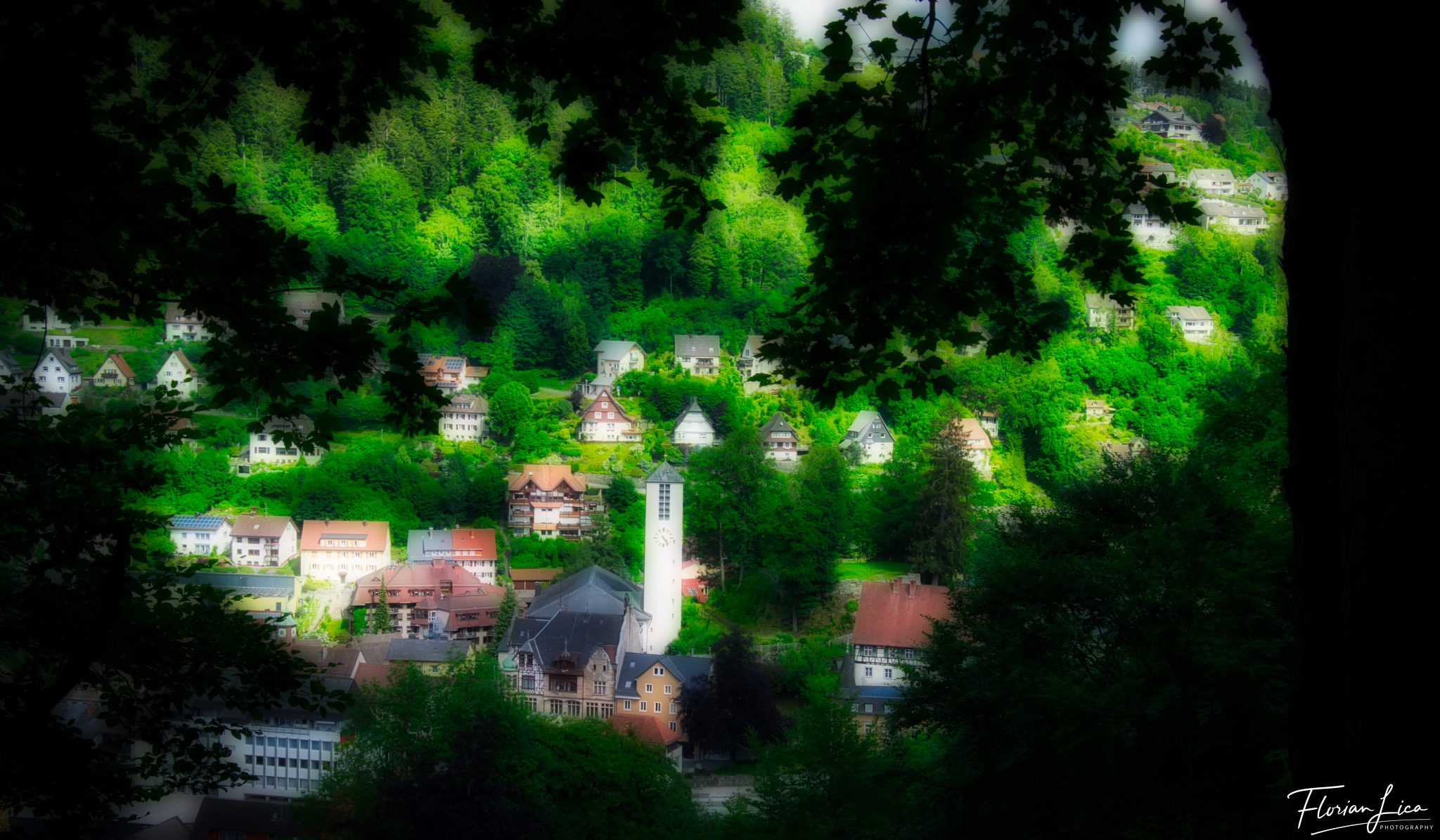 Triberg Germany by Florian Lica Photography