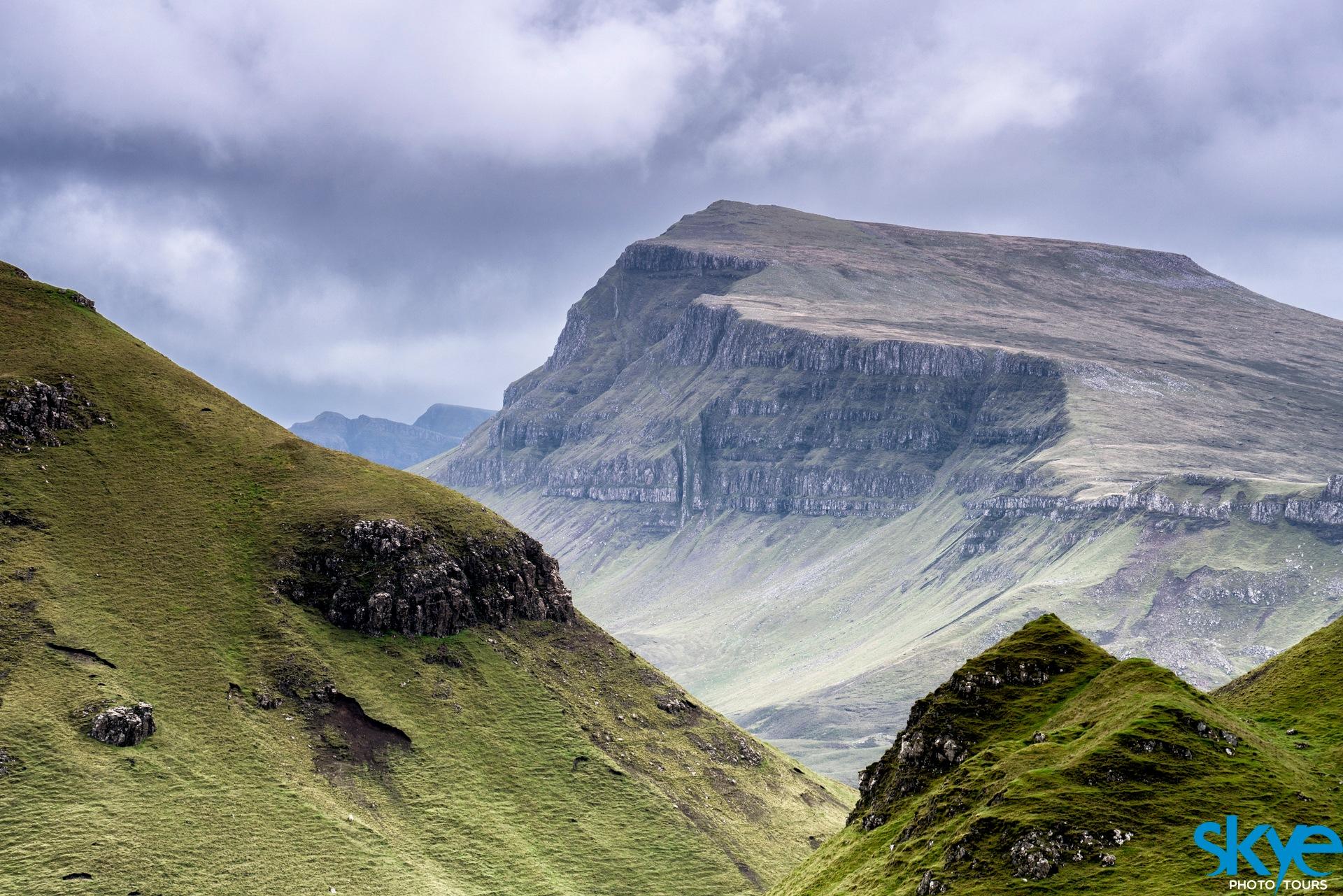 Trotternish Ridge by Gordon Charlton