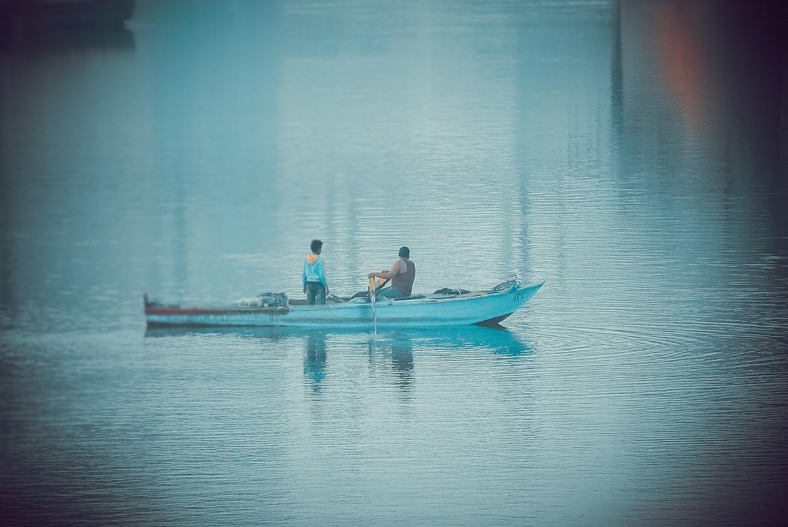 Nile by Mohamed ElHashmy