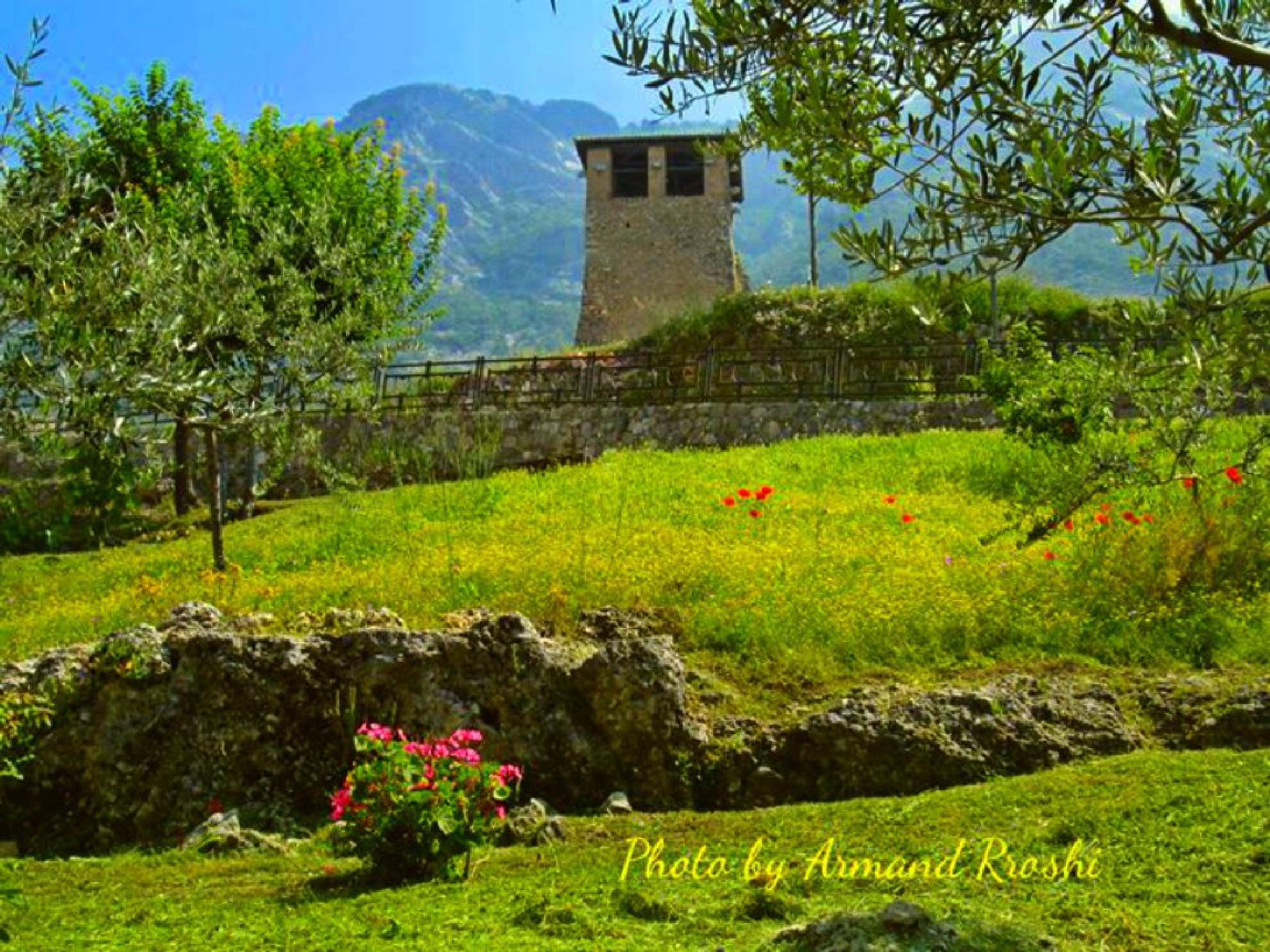 Kruje, Albania by Armand Rroshi