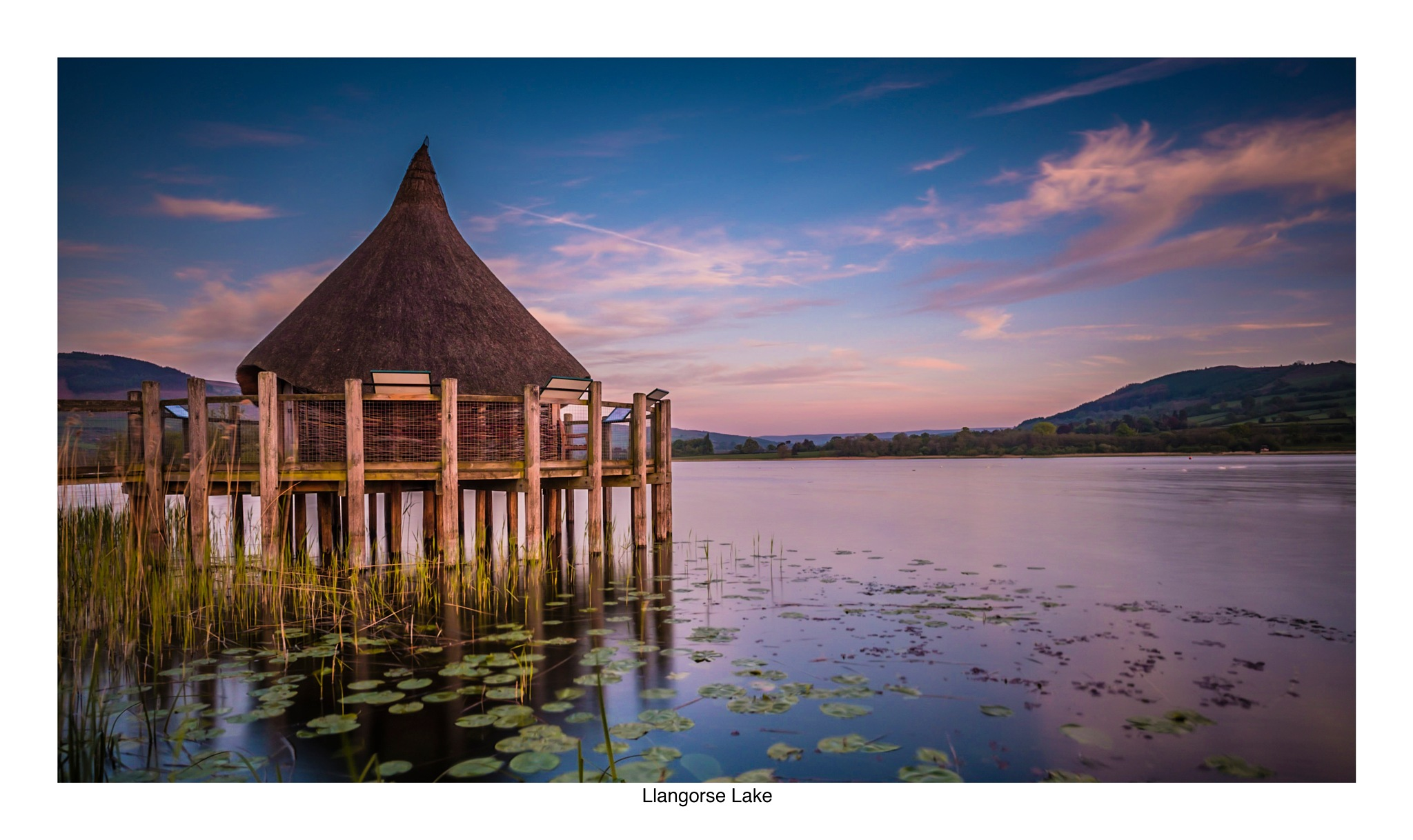 Llangorse lake by Wayne Wilkins @ Creative Looks Photography