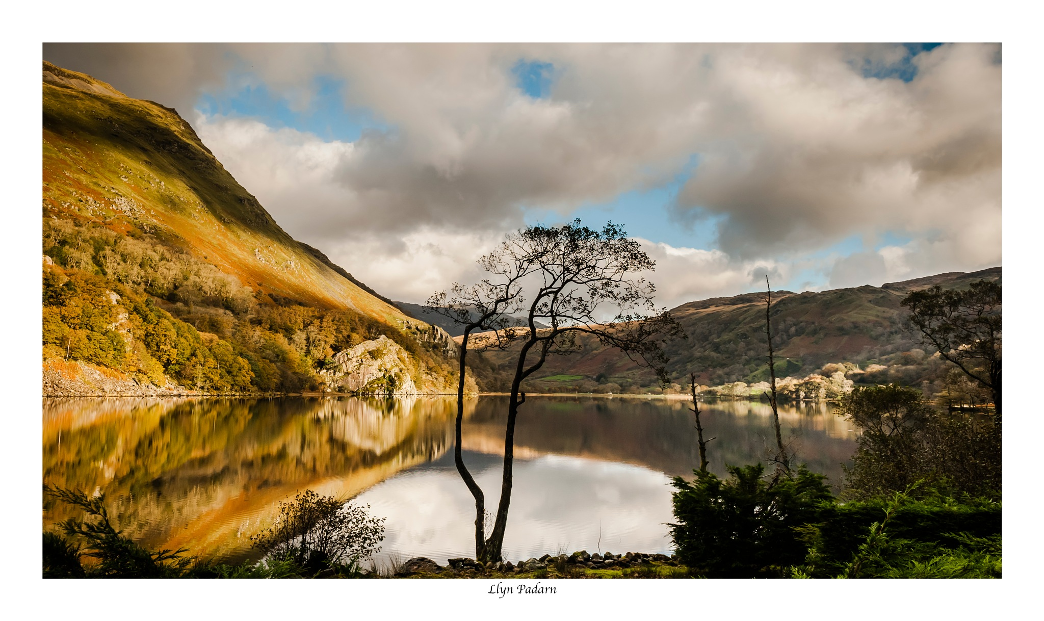 Llyn Padarn by Wayne Wilkins @ Creative Looks Photography