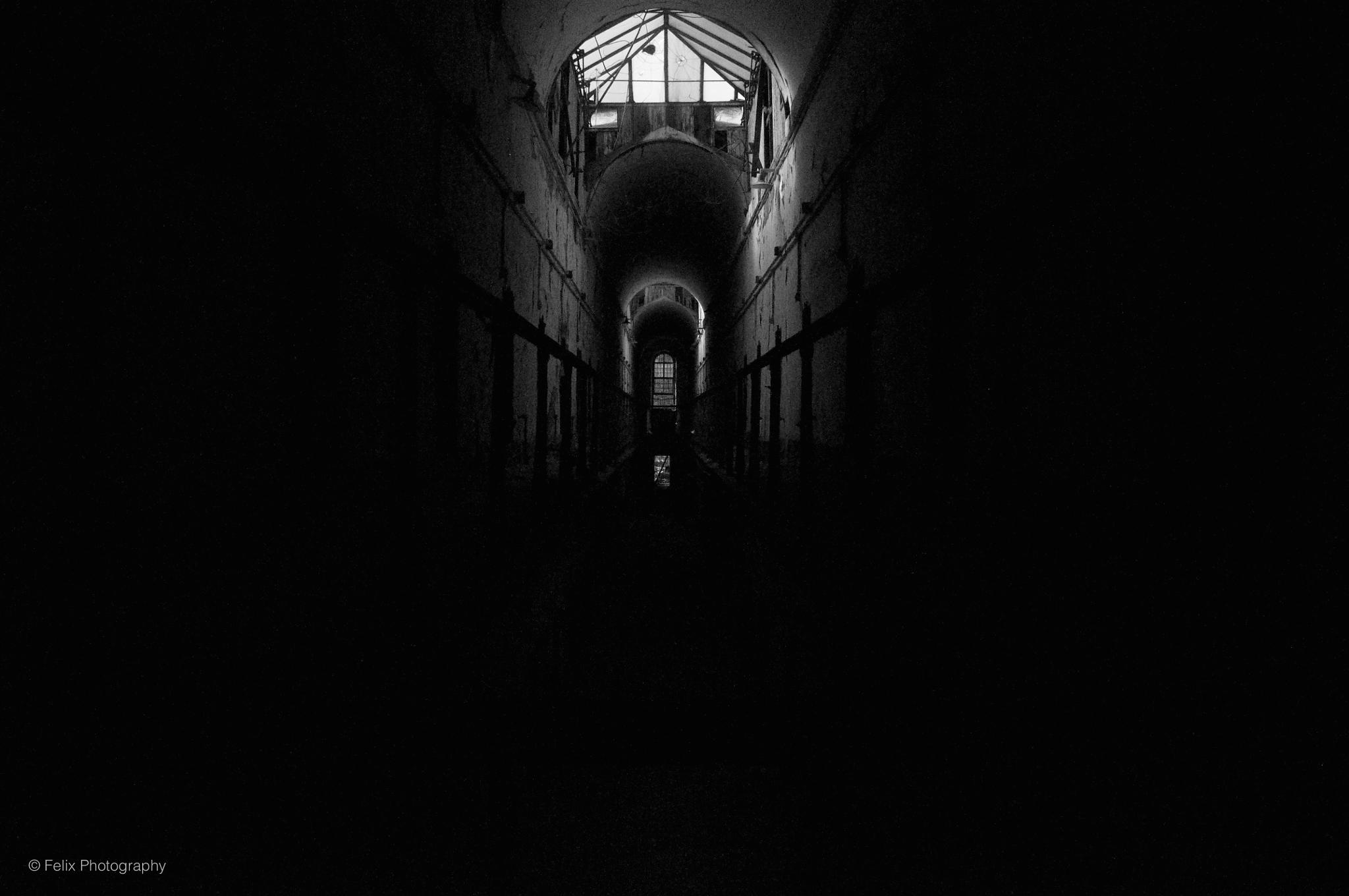Eastern State Penitentiary by felixphotography