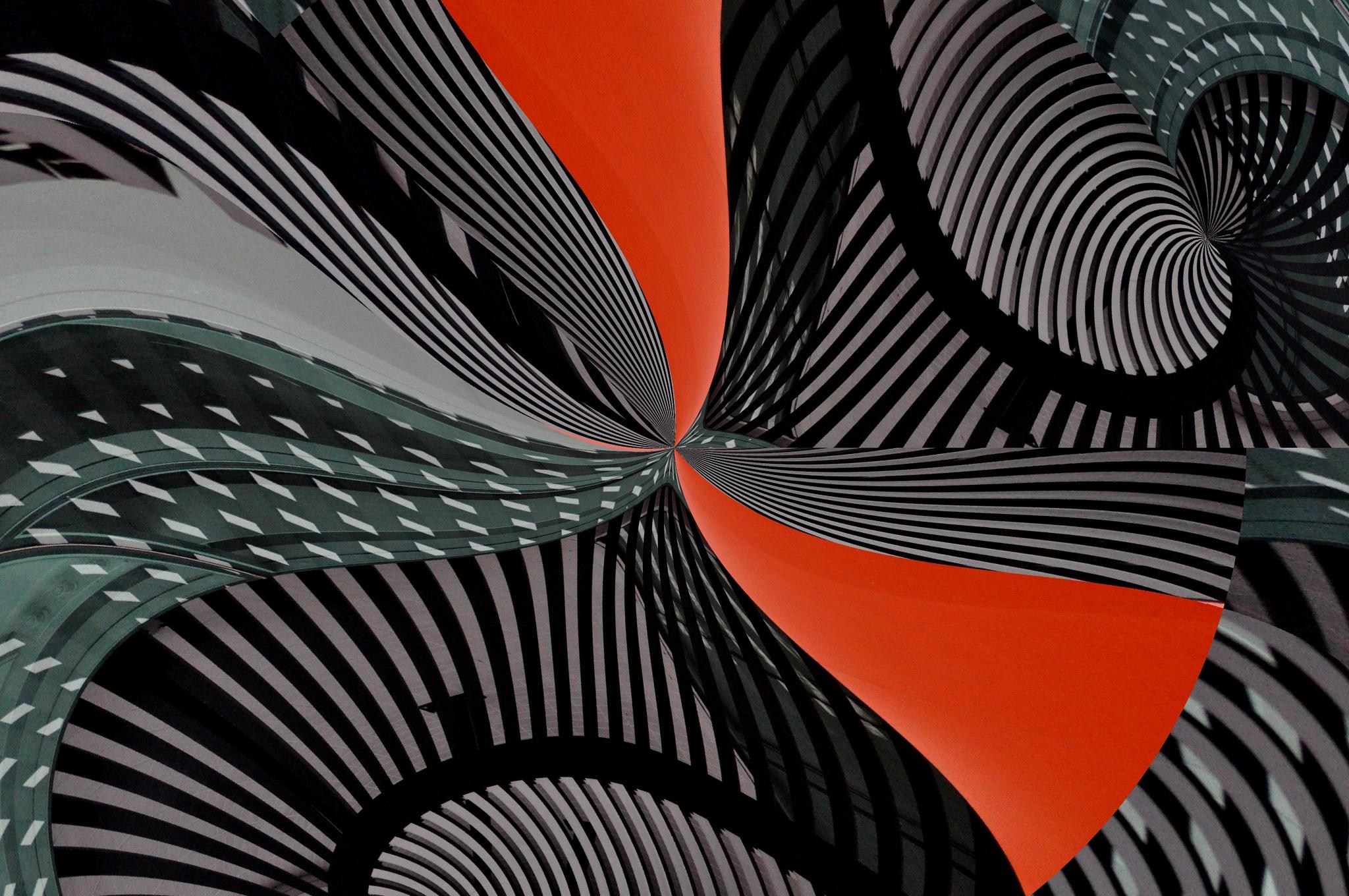 Randon Lines  by José Evaldo Suassuna de Oliveira