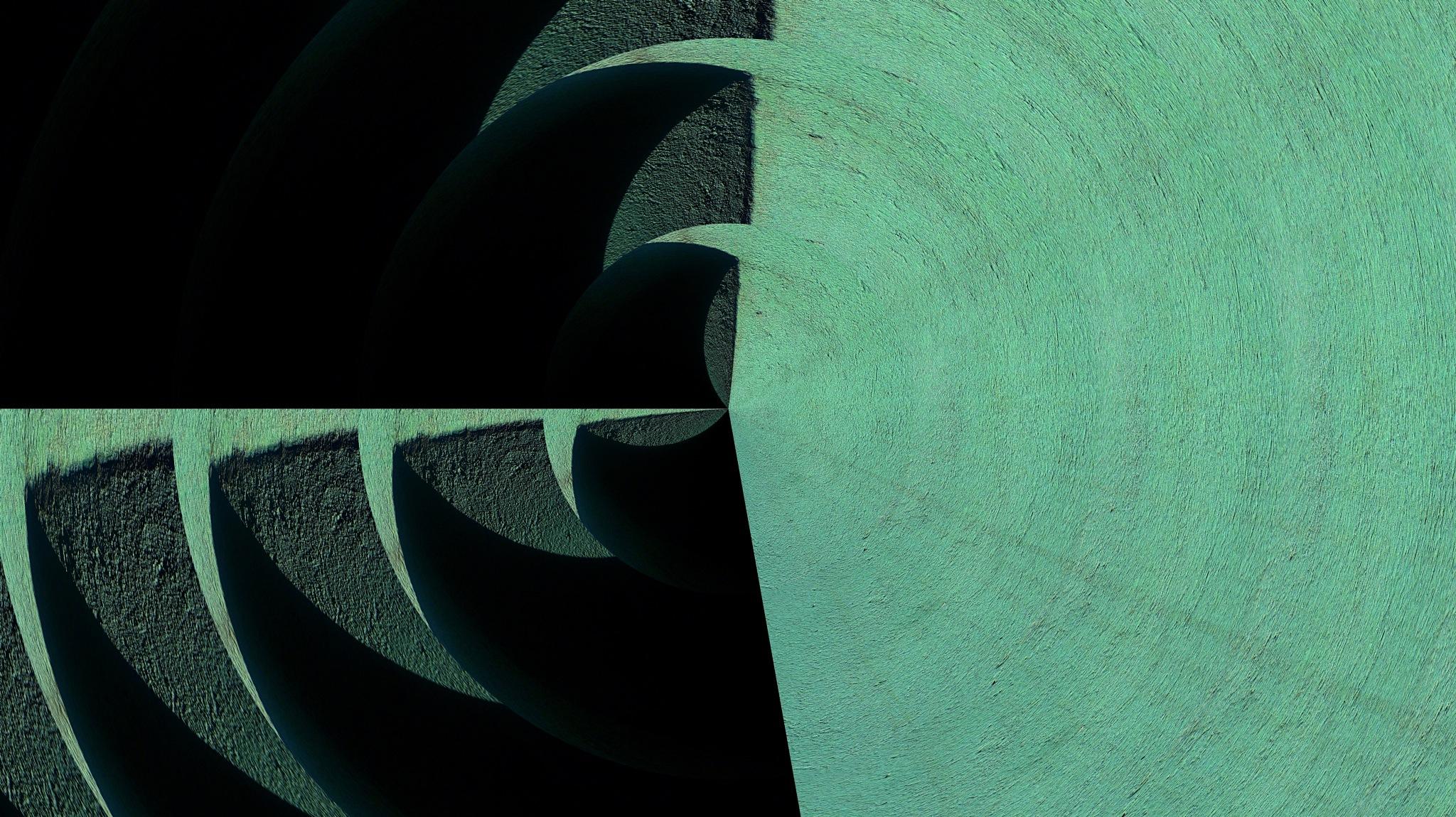 in green by José Evaldo Suassuna de Oliveira