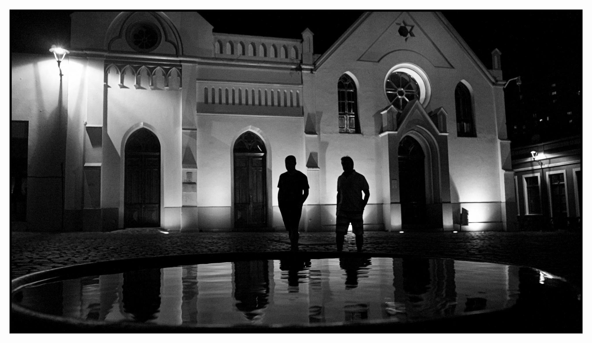 Reflexo Noturno by José Evaldo Suassuna de Oliveira