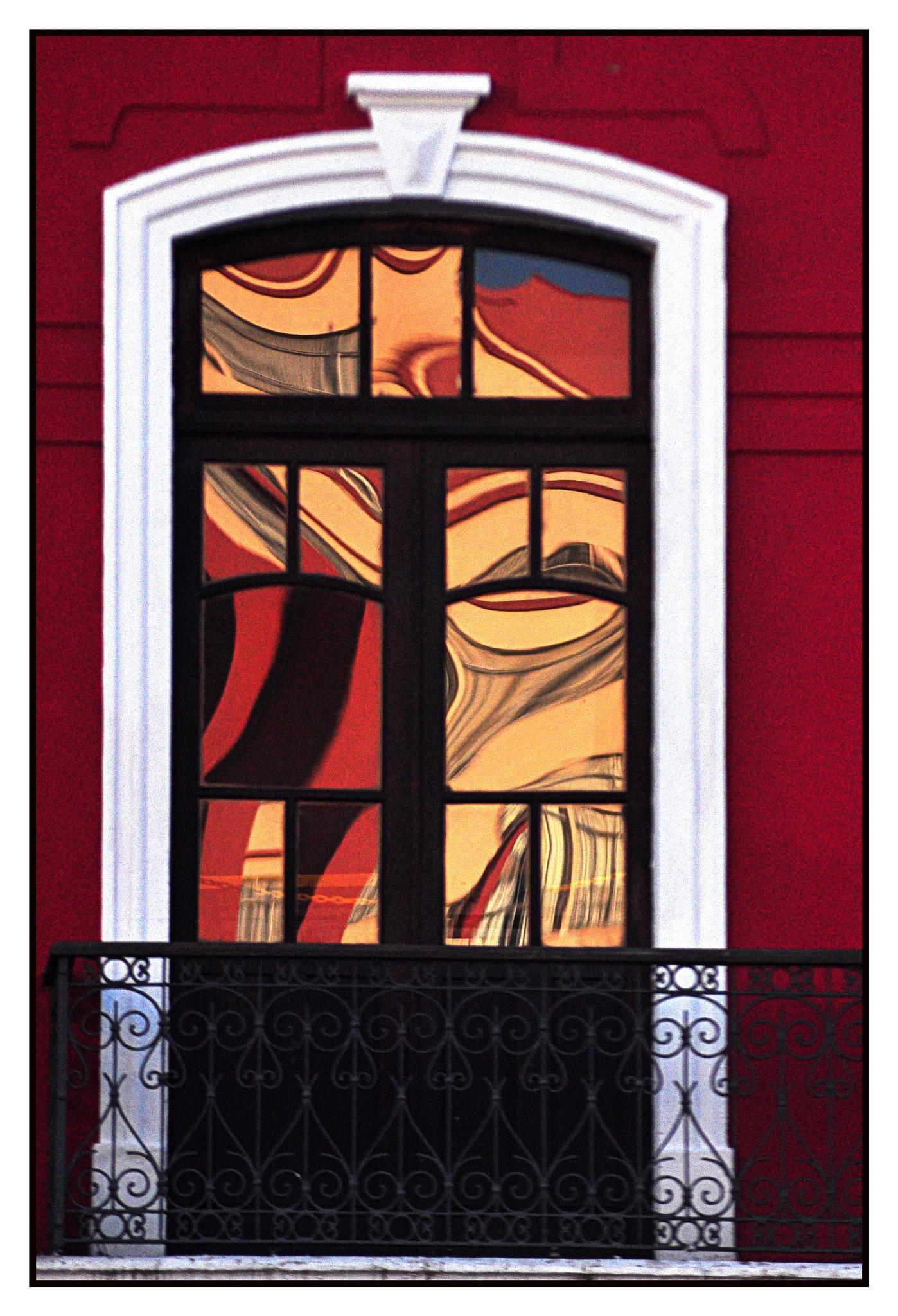 CWB's Window by José Evaldo Suassuna de Oliveira