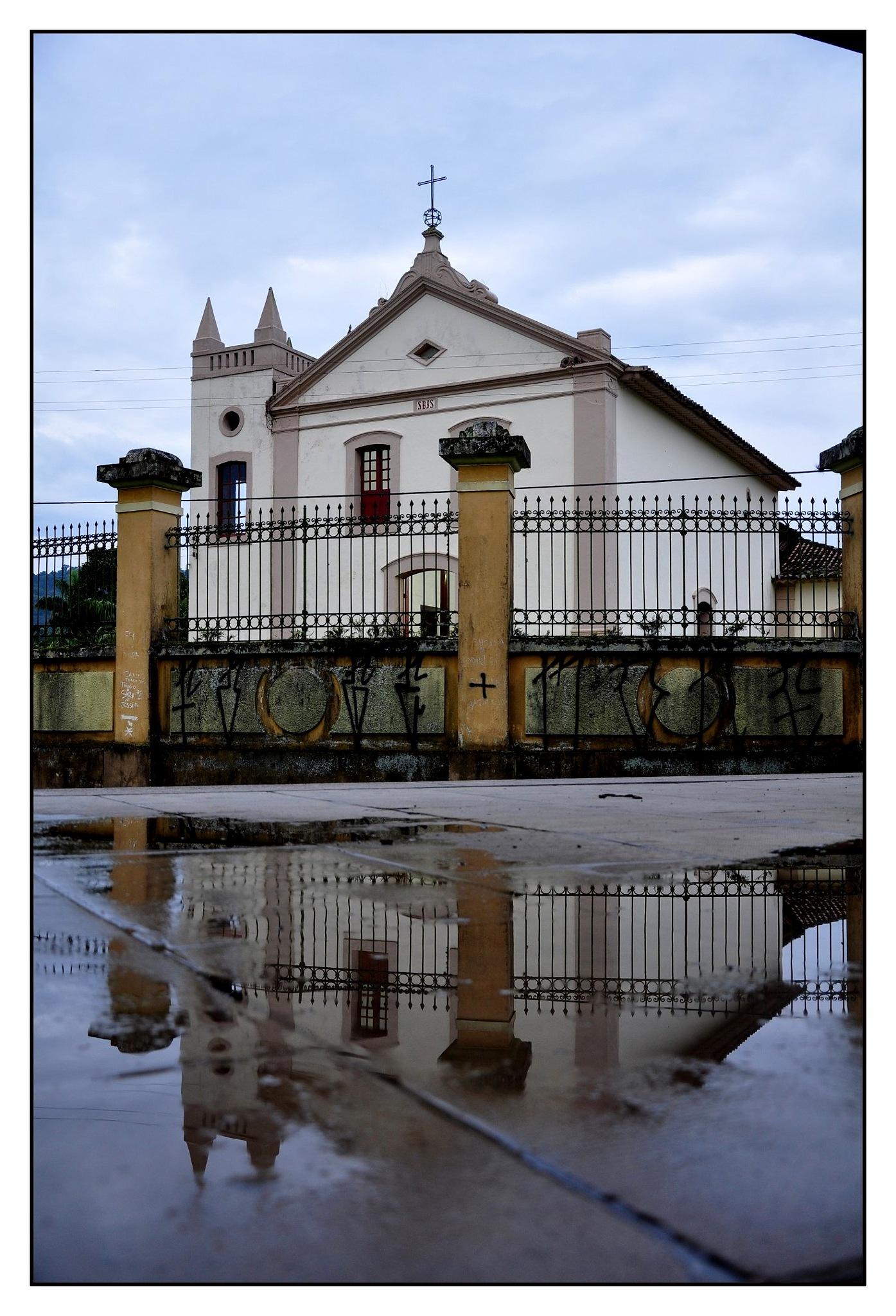 Capela by José Evaldo Suassuna de Oliveira