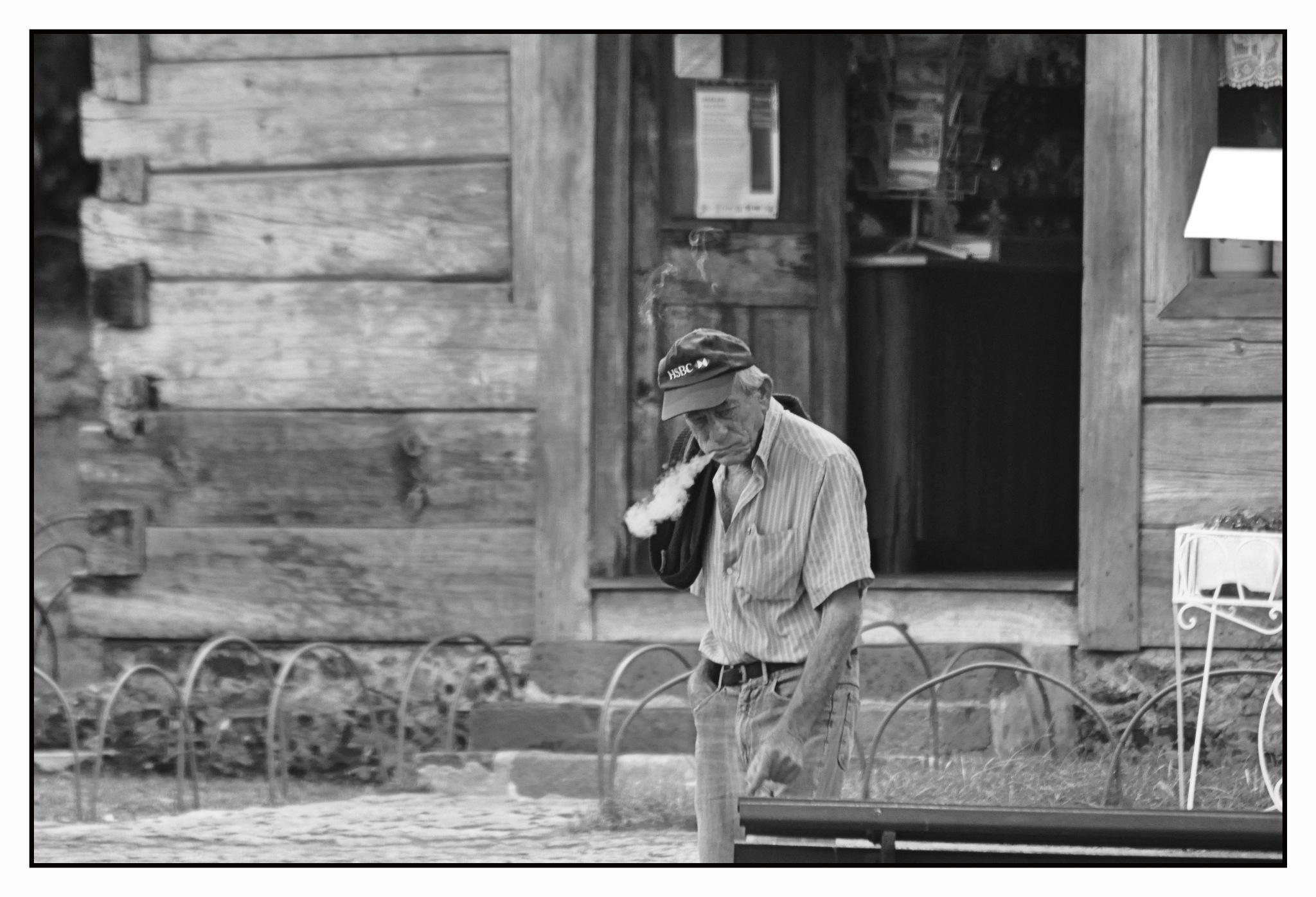 Old man by José Evaldo Suassuna de Oliveira