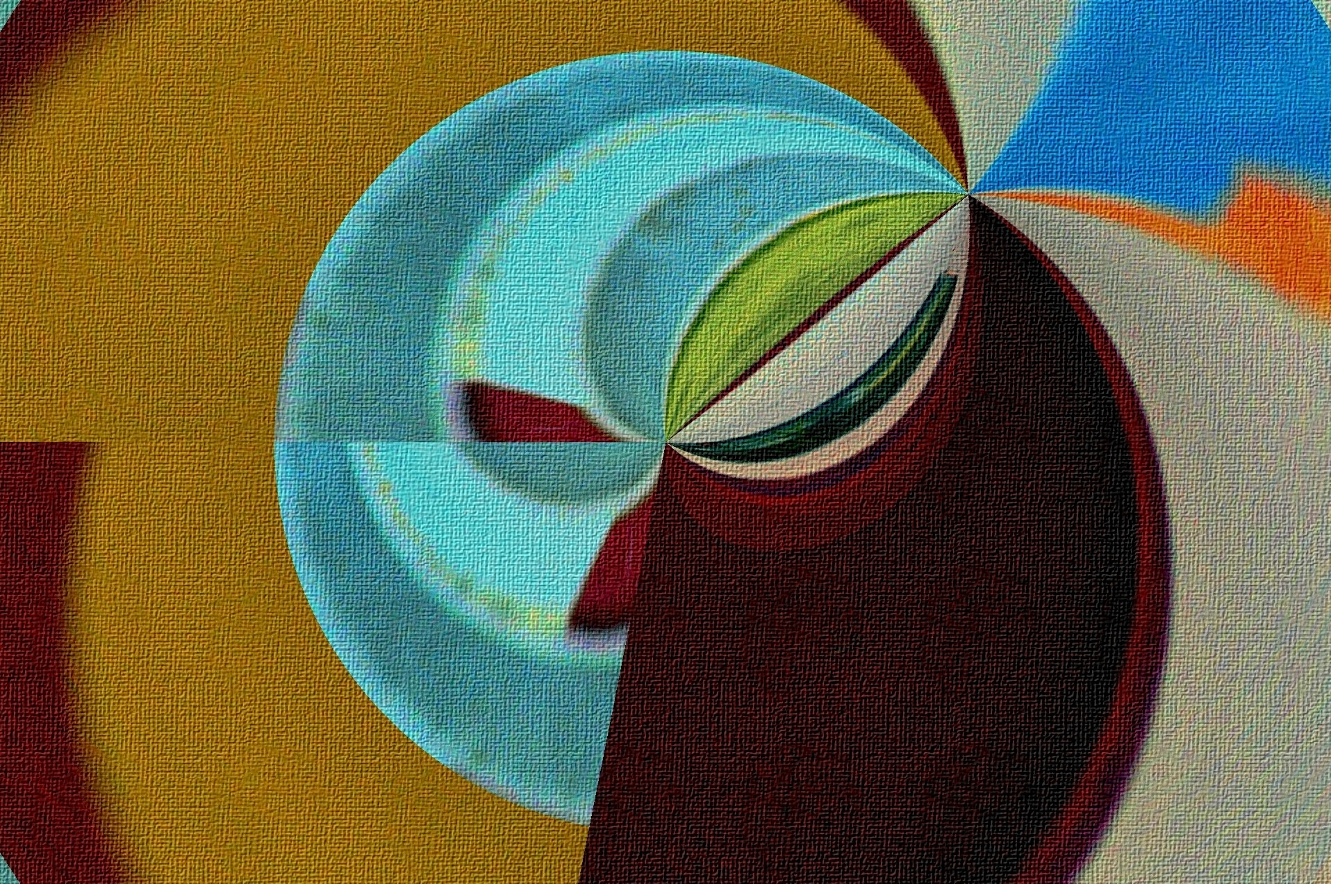 on canvas by José Evaldo Suassuna de Oliveira