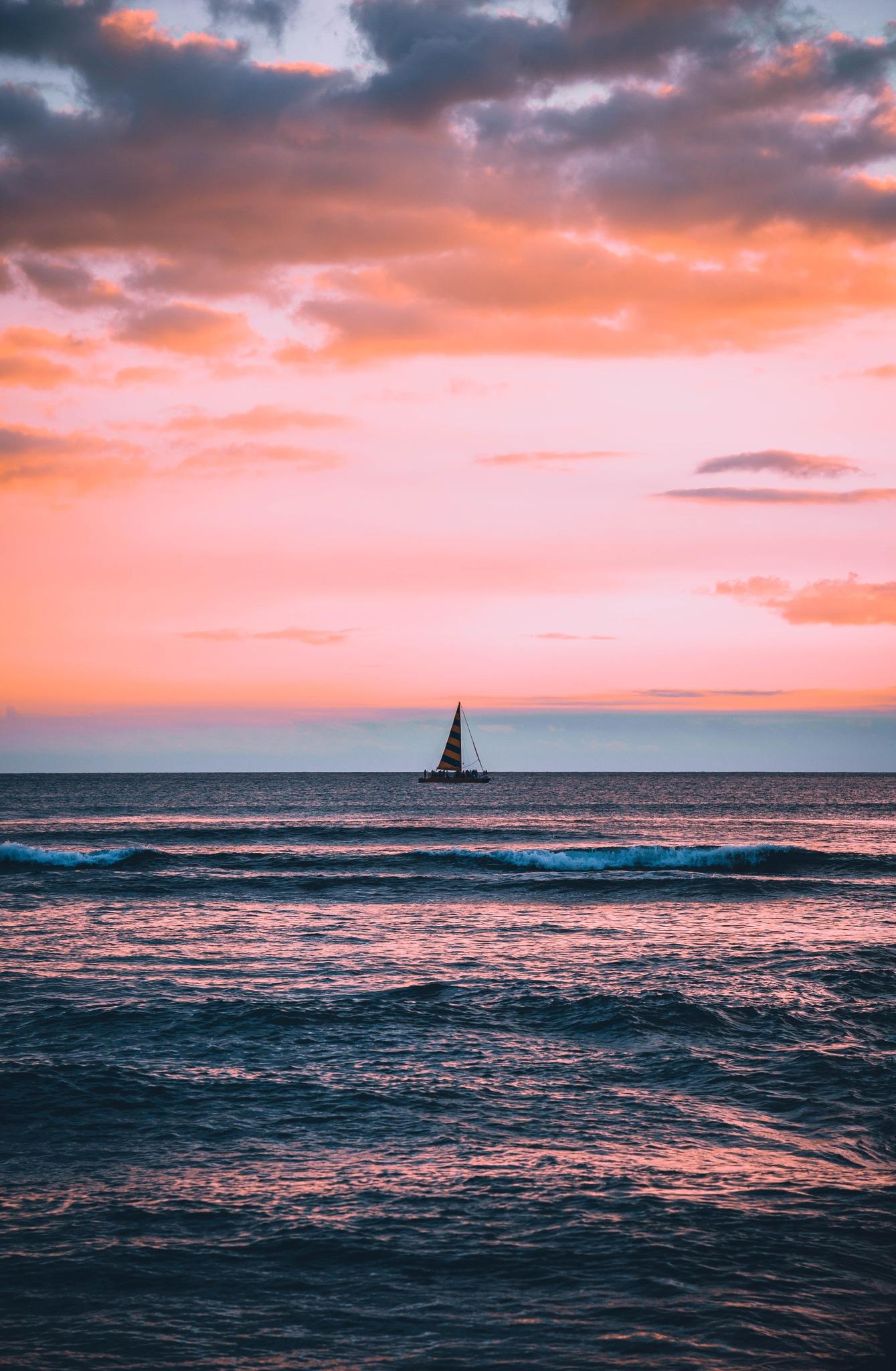 lost at sea by Makana Middlesworth